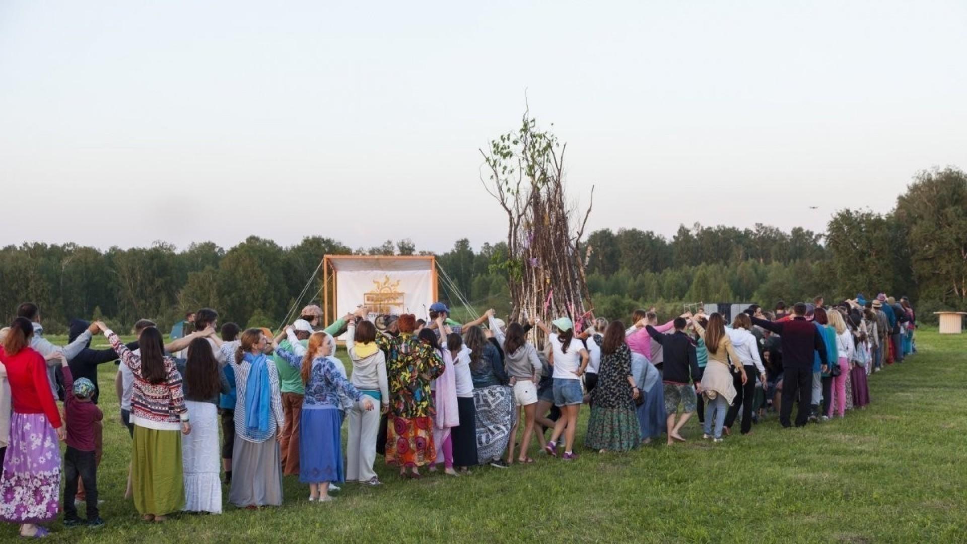 Приглашаем мастеров на фестиваль Солнцестояние