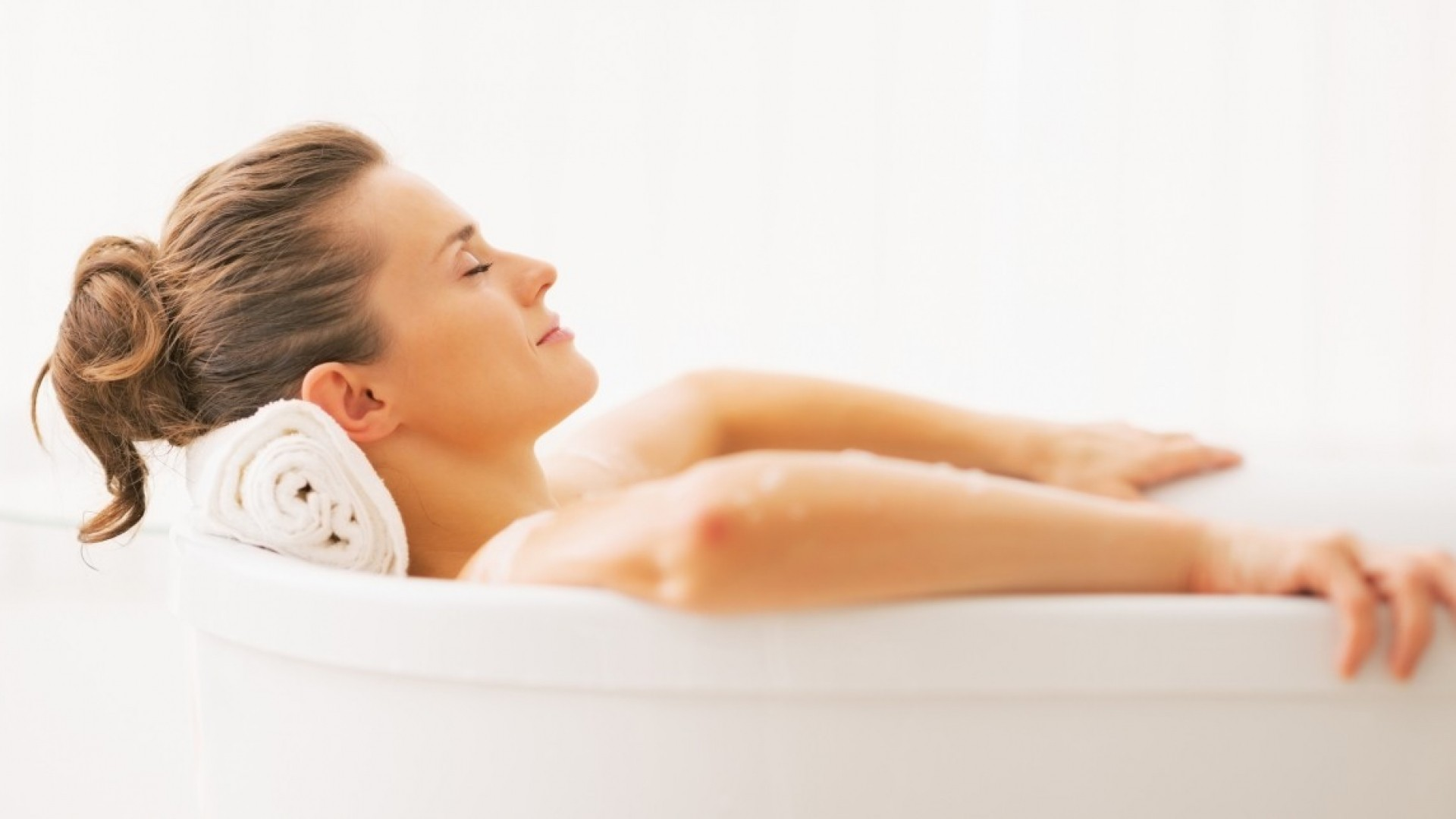 Медитируем в ванной
