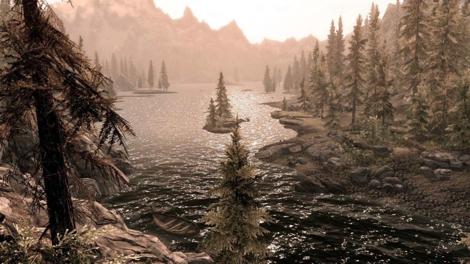 Медитация под компьютерную игру: музыка Джерими Соула из Skyrim