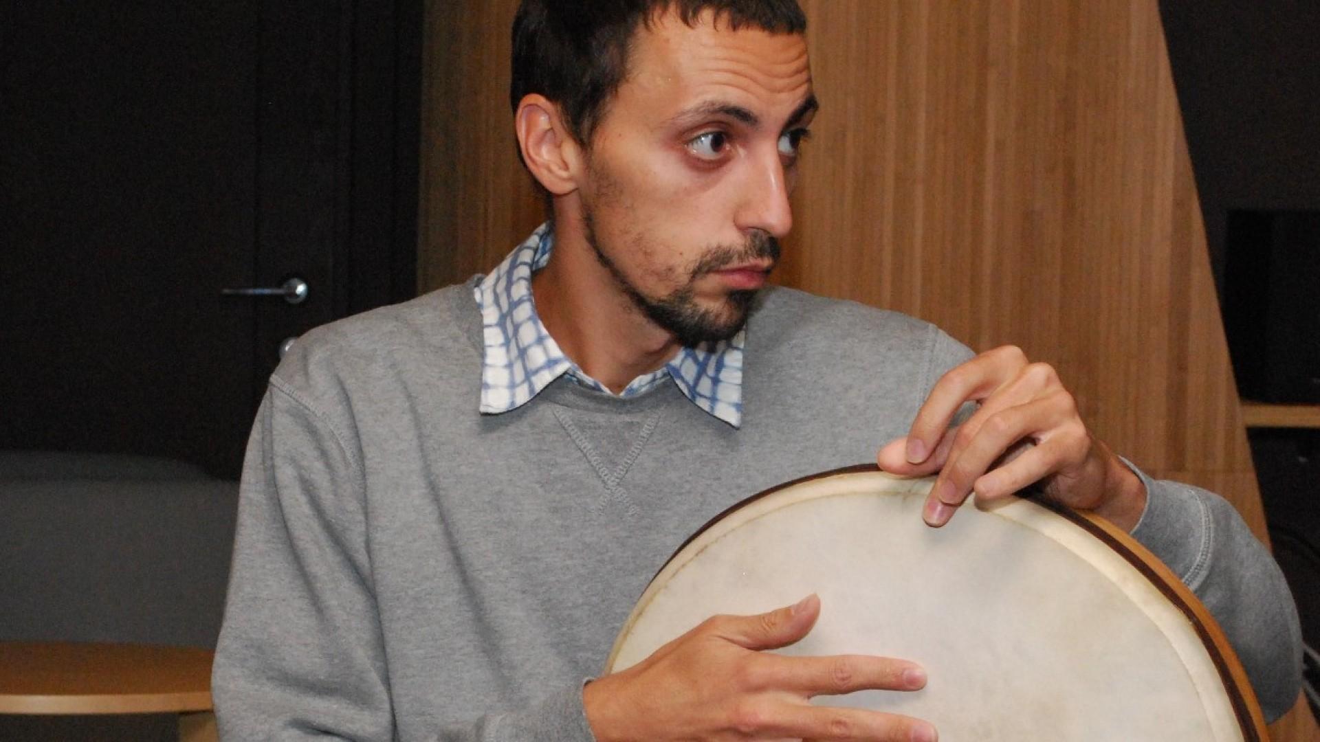 Музыкант Виктор Гарагуля: «Ритм рождается из тишины»