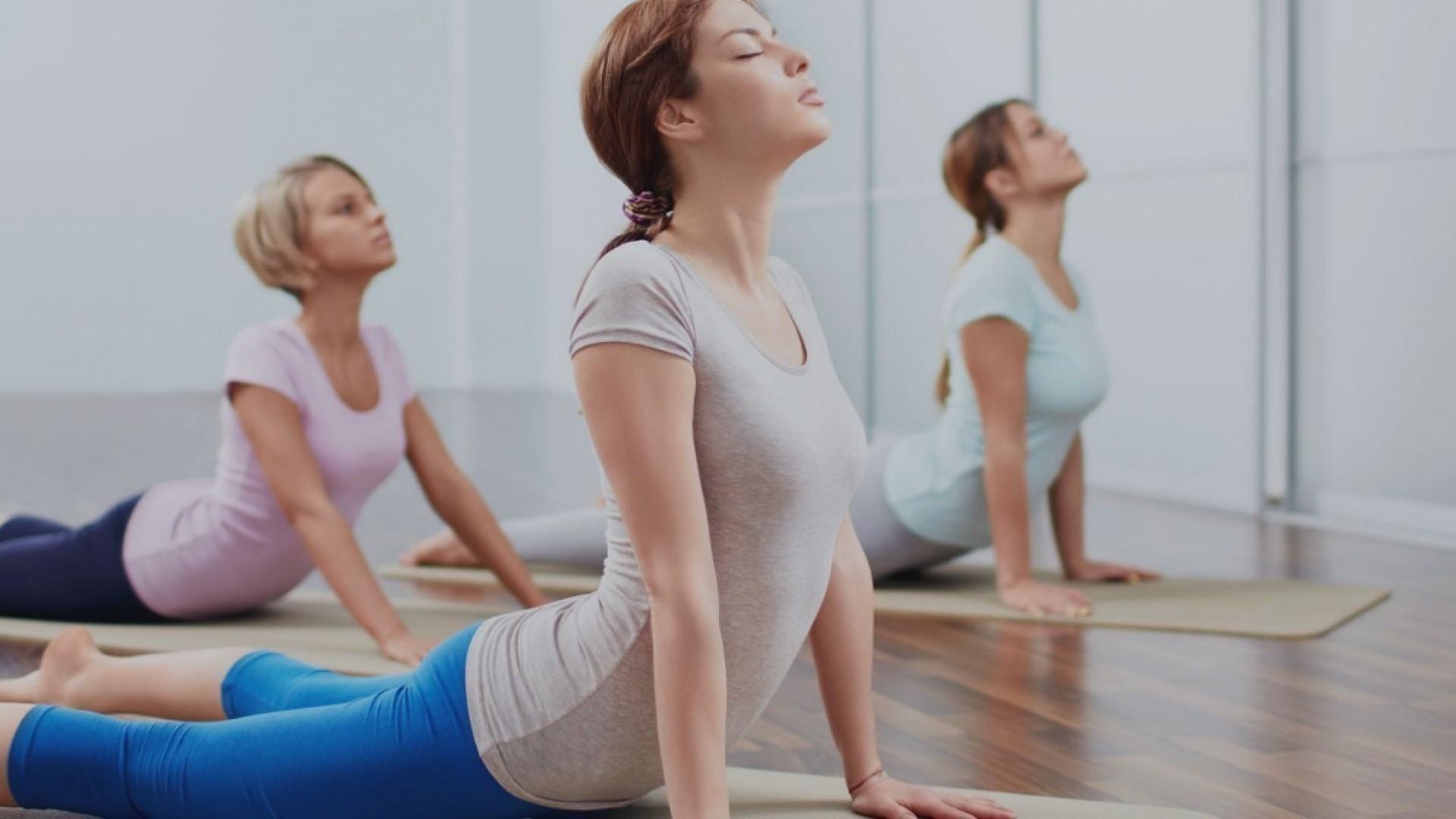 4 совета начинающим йогам