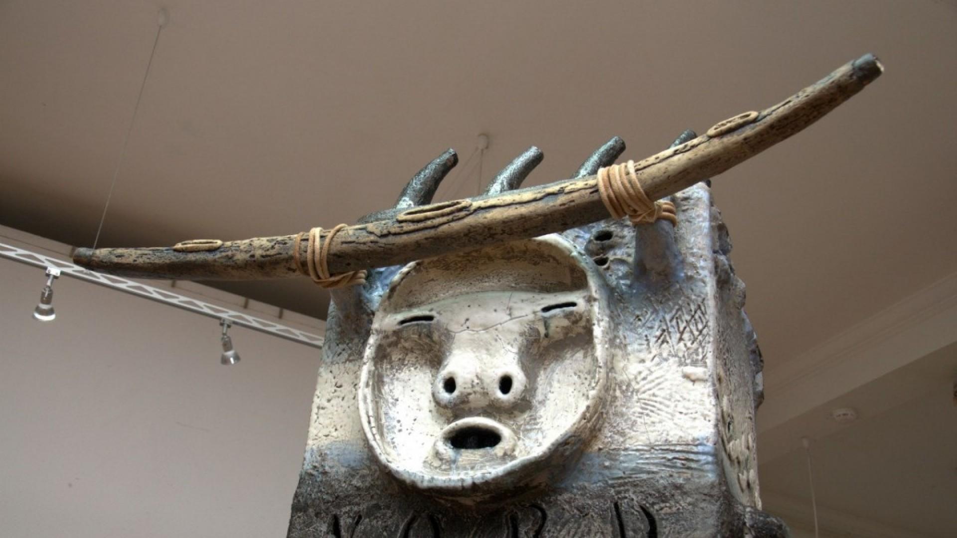 Сибирские керамисты показали свои любимые работы
