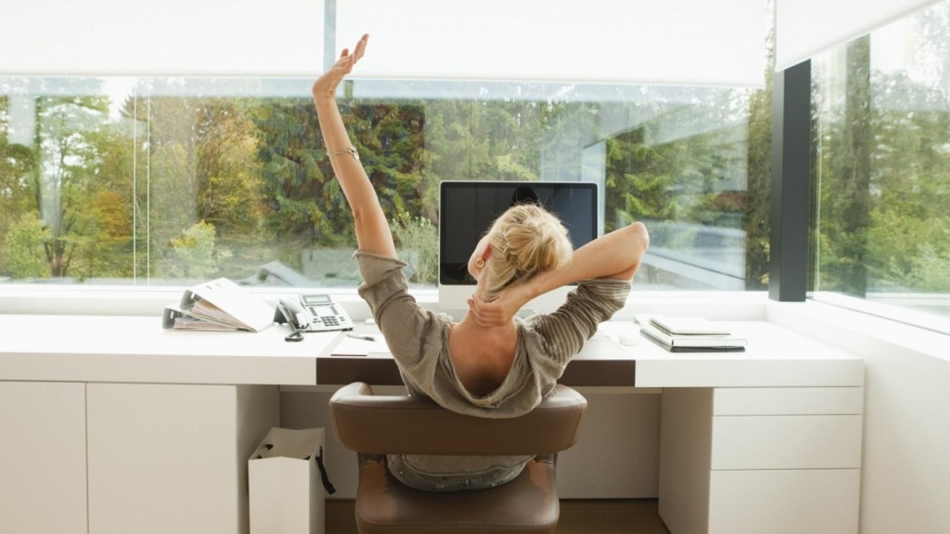 Мастер-класс: йога на рабочем месте