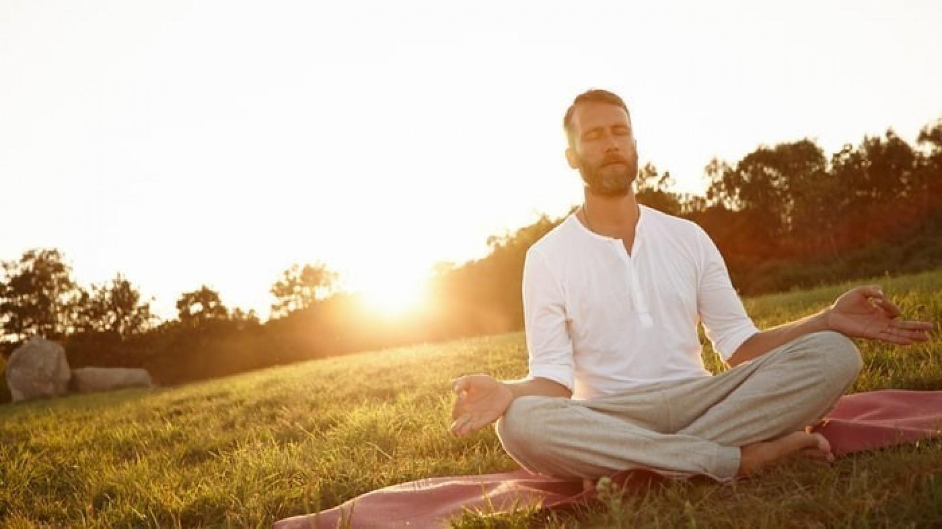 Медитация для марафонцев