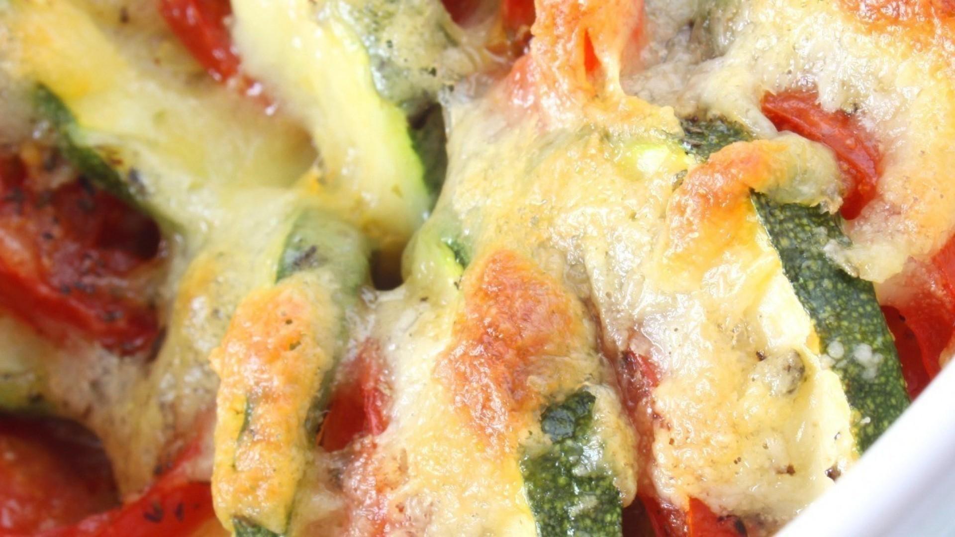 3 вегетарианских блюда из кабачка