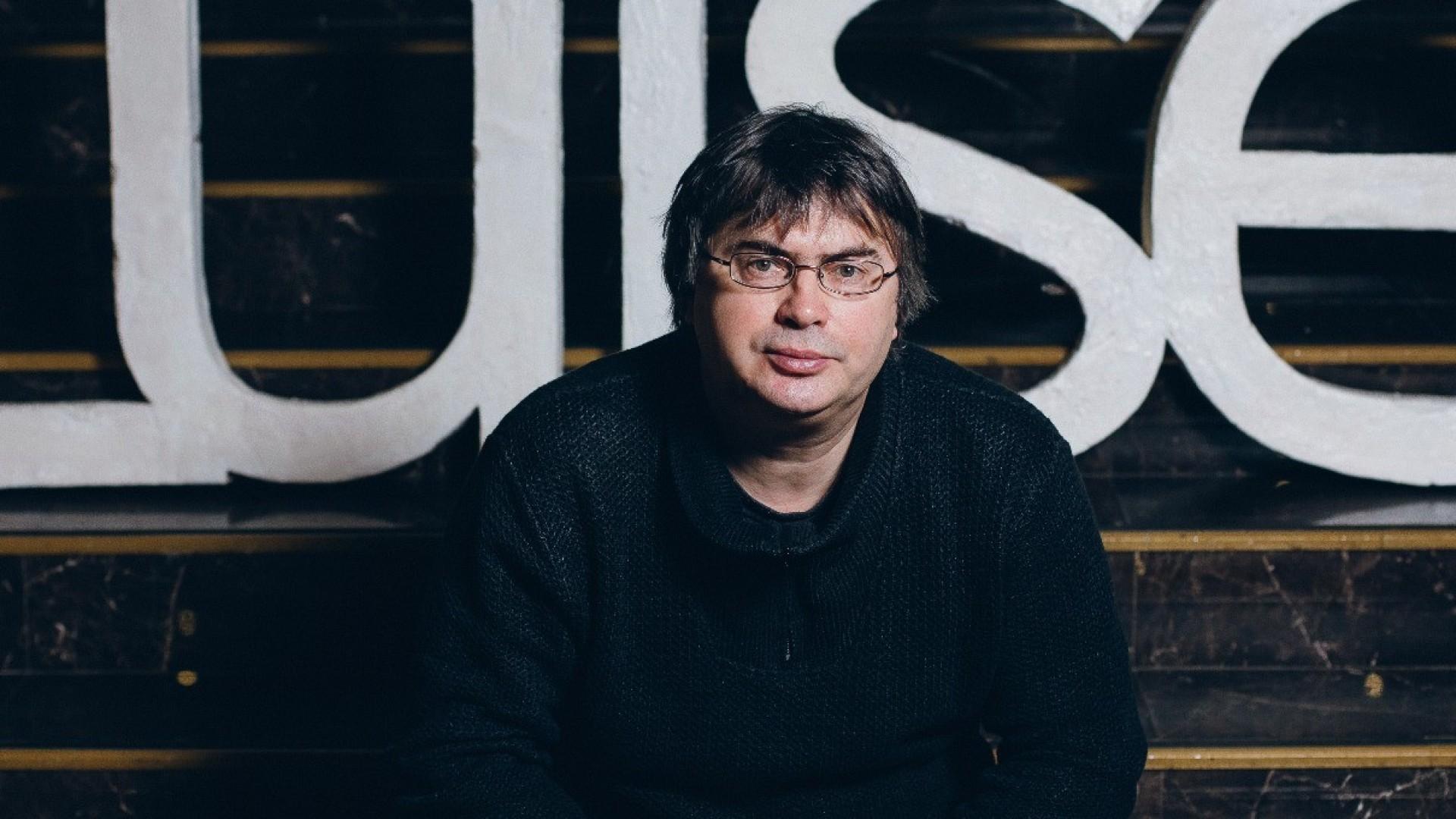 Художник-сценограф Олег Головко:«Так вОлежках досих пор ихожу»