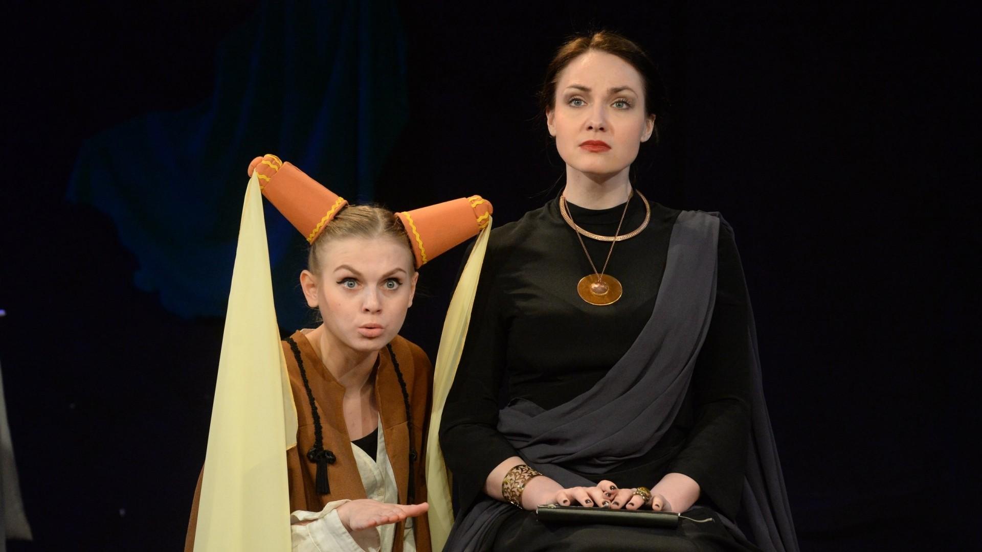 Актриса Ксения Шагаевская: «Из-за роли шута хотела уйти из театрального института»