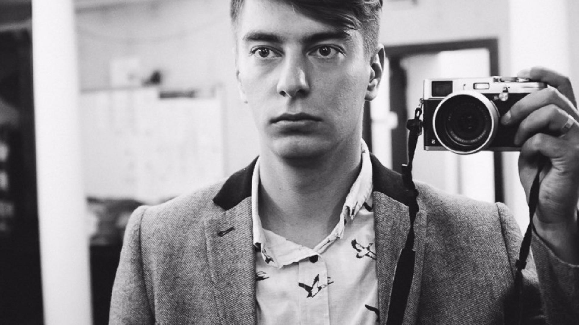 Фрол Подлесный: «Я «стреляю» из фотоаппарата»