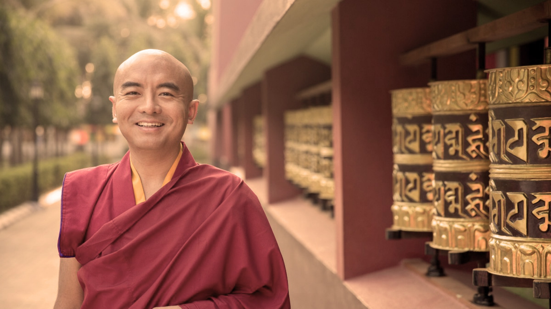 Безобъектная медитация шинэ от Йонге Мингьюр Ринпоче