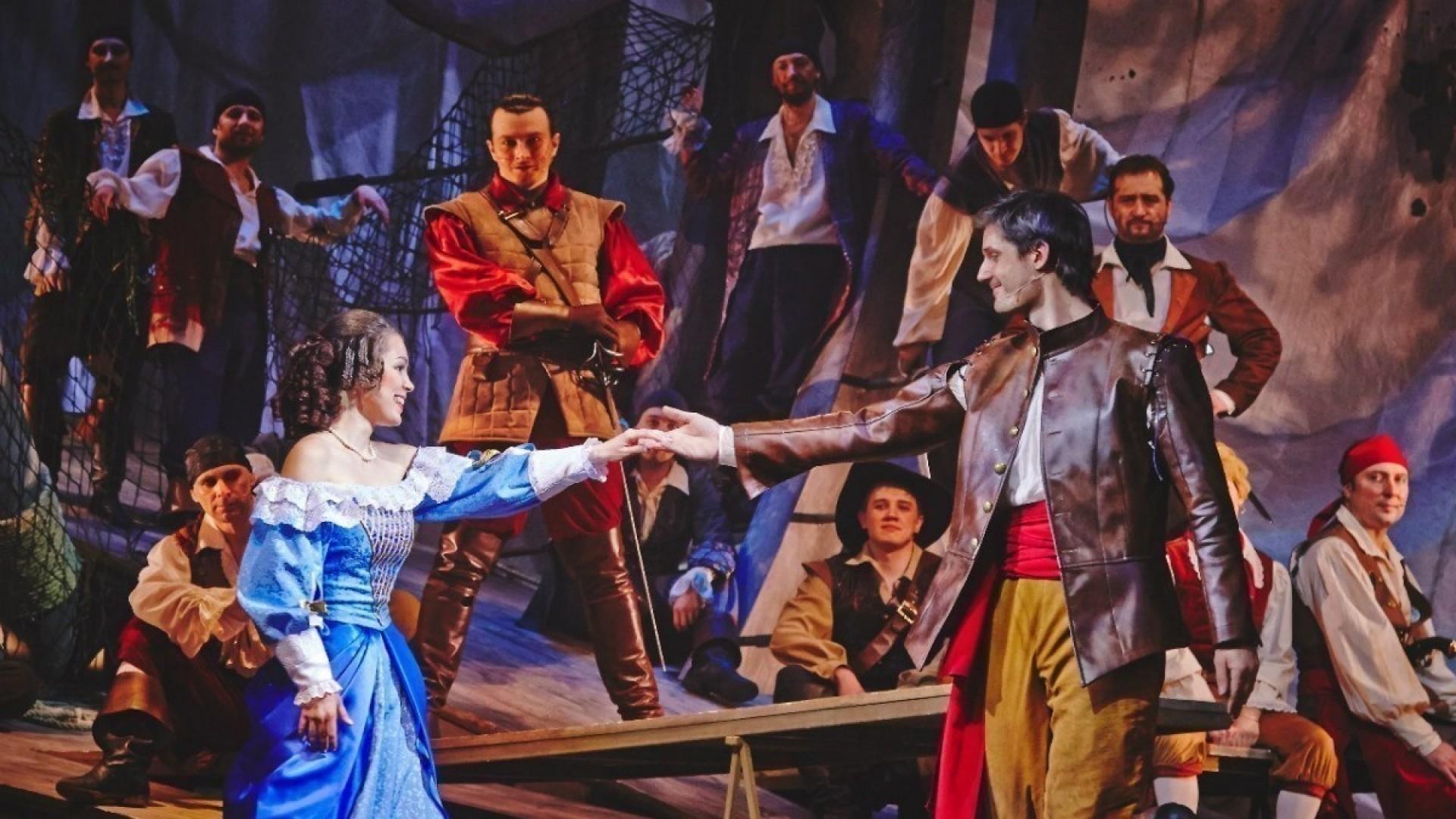 «Одиссея капитана Блада»: счастье покровительствует смелым!