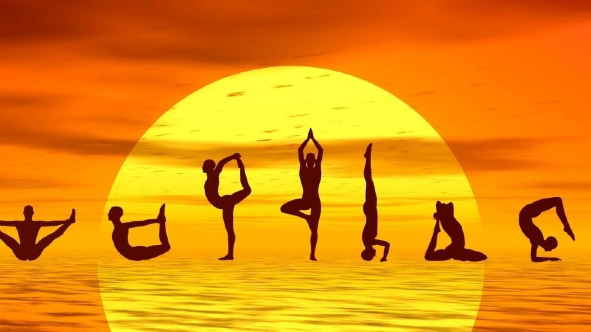 Йога: Начать с нуля