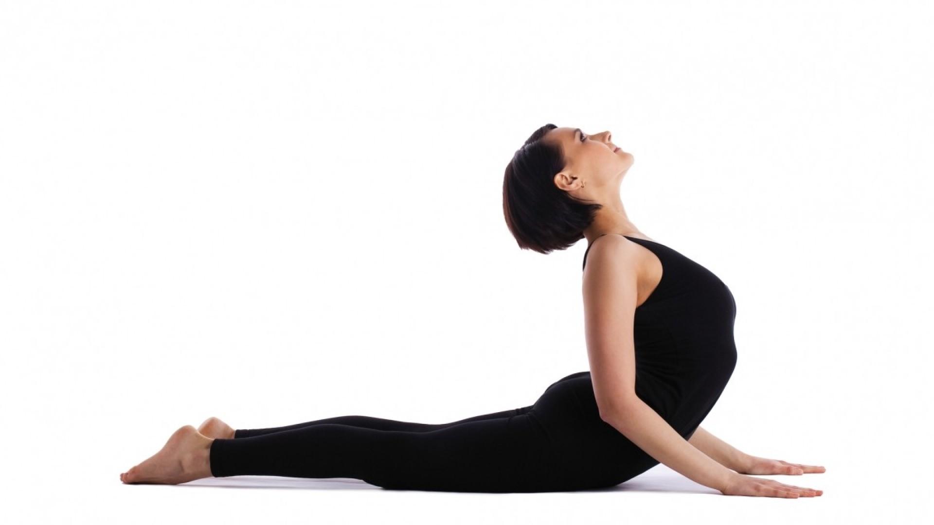 Йога для женщины