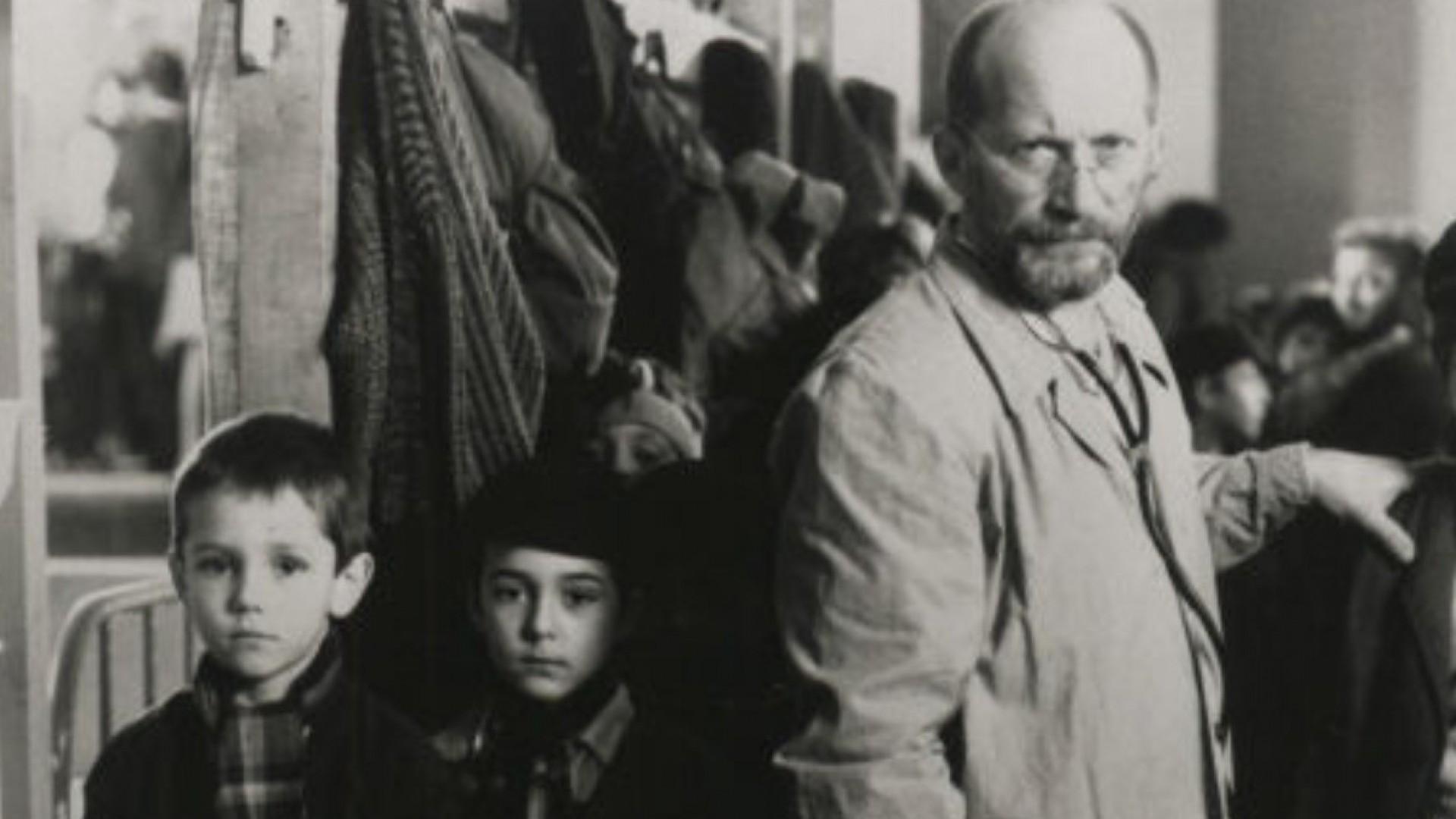 Заповеди Януша Корчака: «Люби ребенка любым!»