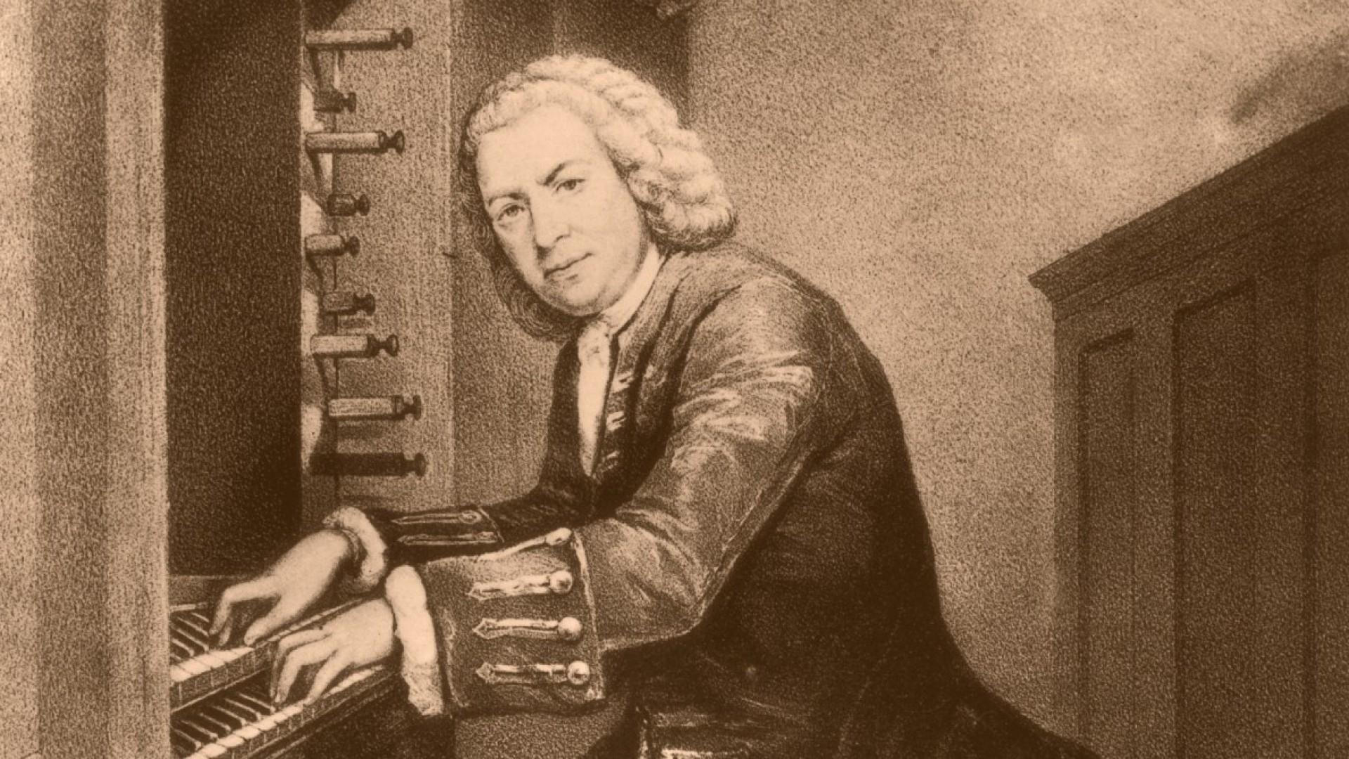 Классическая музыка для релаксации: Иоганн Себастьян Бах