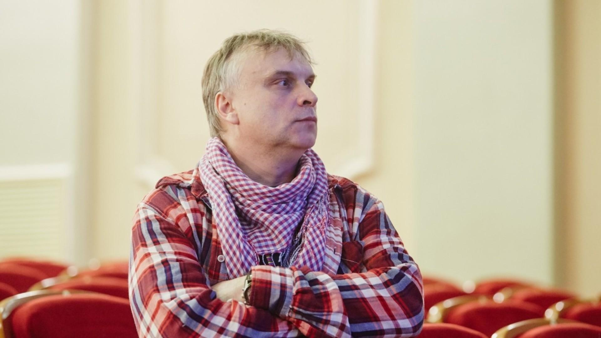Режиссер Михаил Заец: «Комедия — это наживка, под которой есть театральный крючок»