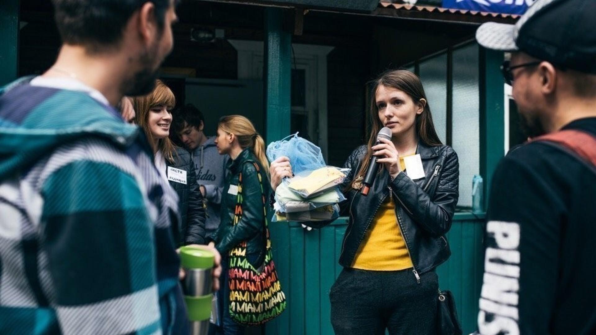 Ирина Скокова: «Когда-то я хотела стать экобеженцем»