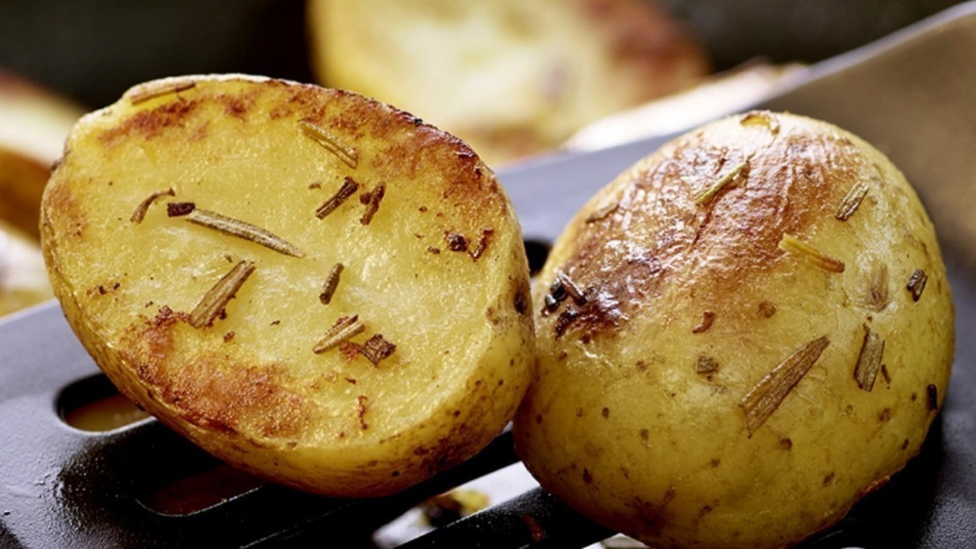 3 блюда из молодого картофеля