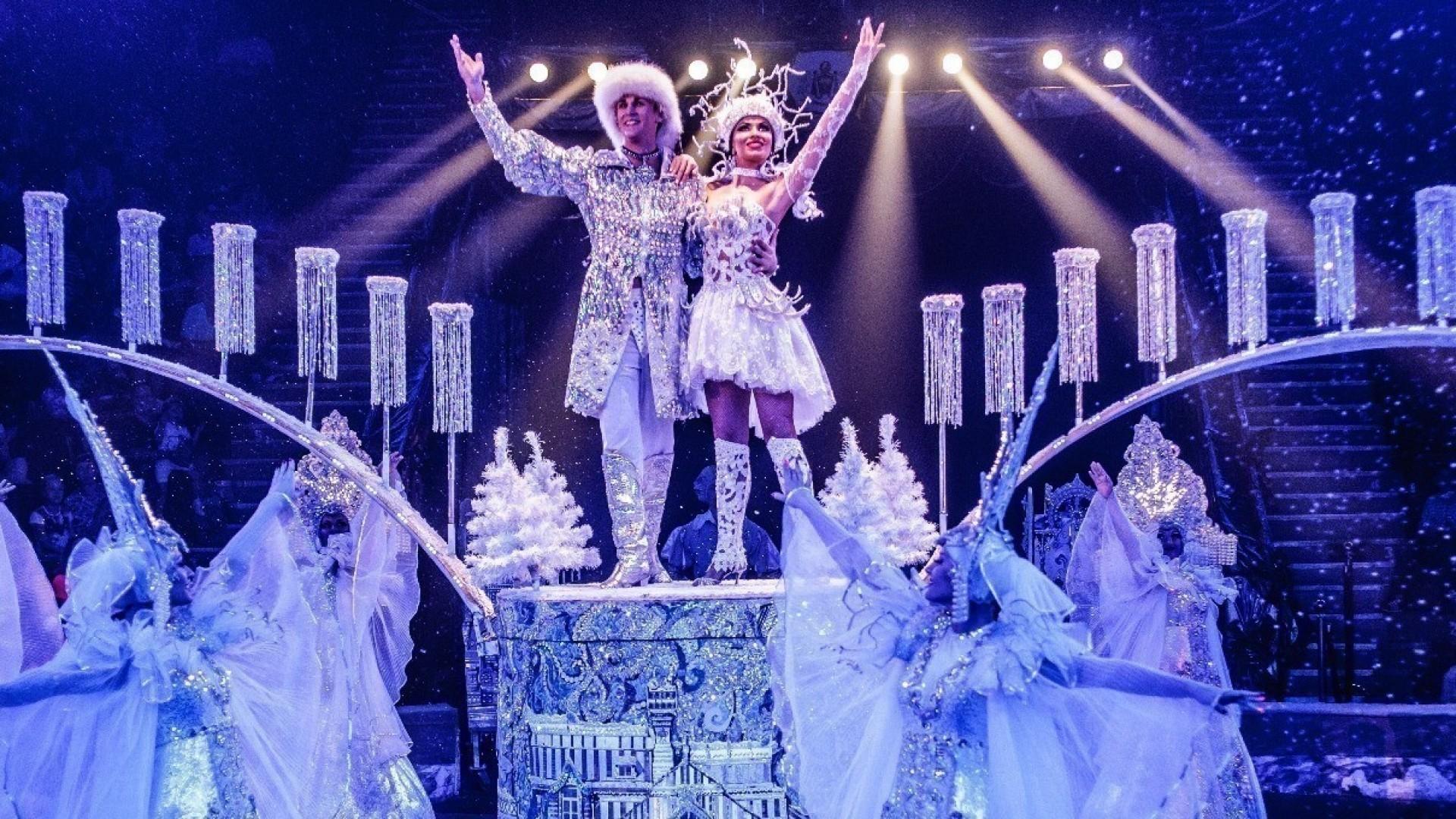 Шоу Гии Эрадзе «Баронеты»: удивительные номера с животными и потрясающий балет!