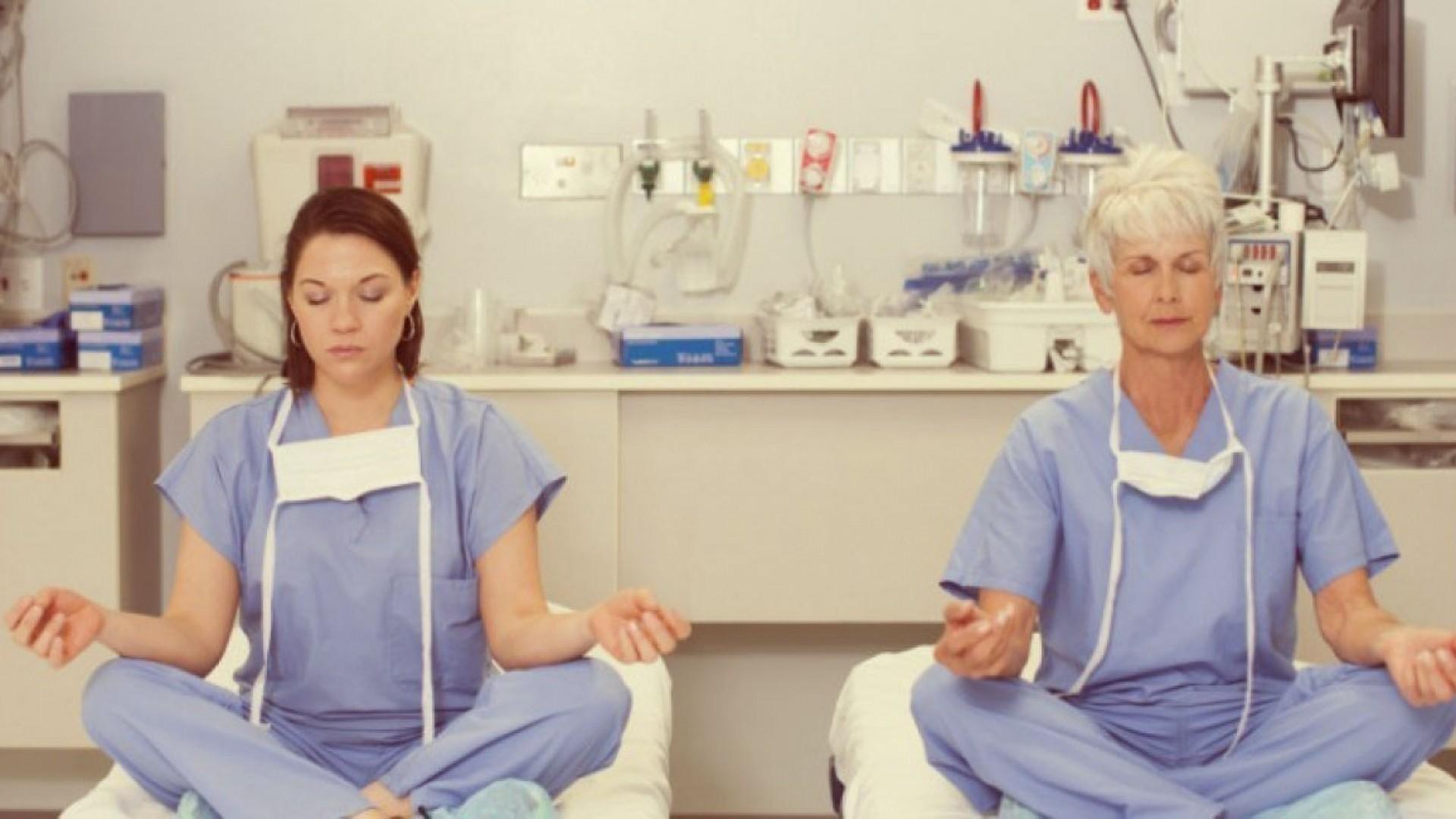 Медитация, йога и молитва способны заменить врачей?