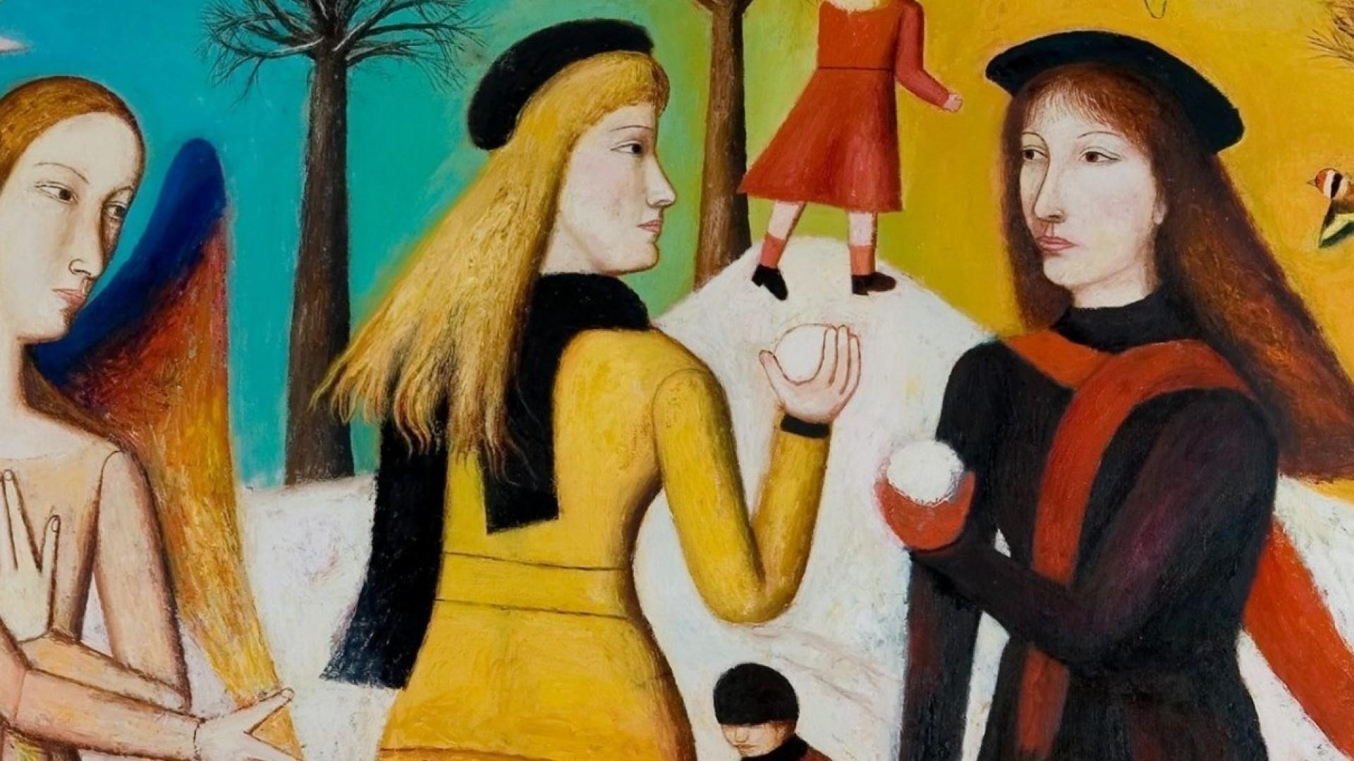 Александр Шуриц: «Живопись сейчас не выставляют… Говорят – не формат»