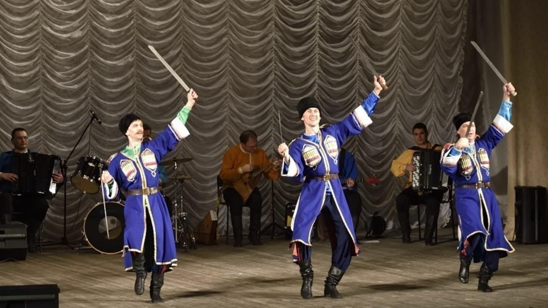 «От Кубани до Амура»: премьера от ансамбля «Чалдоны»