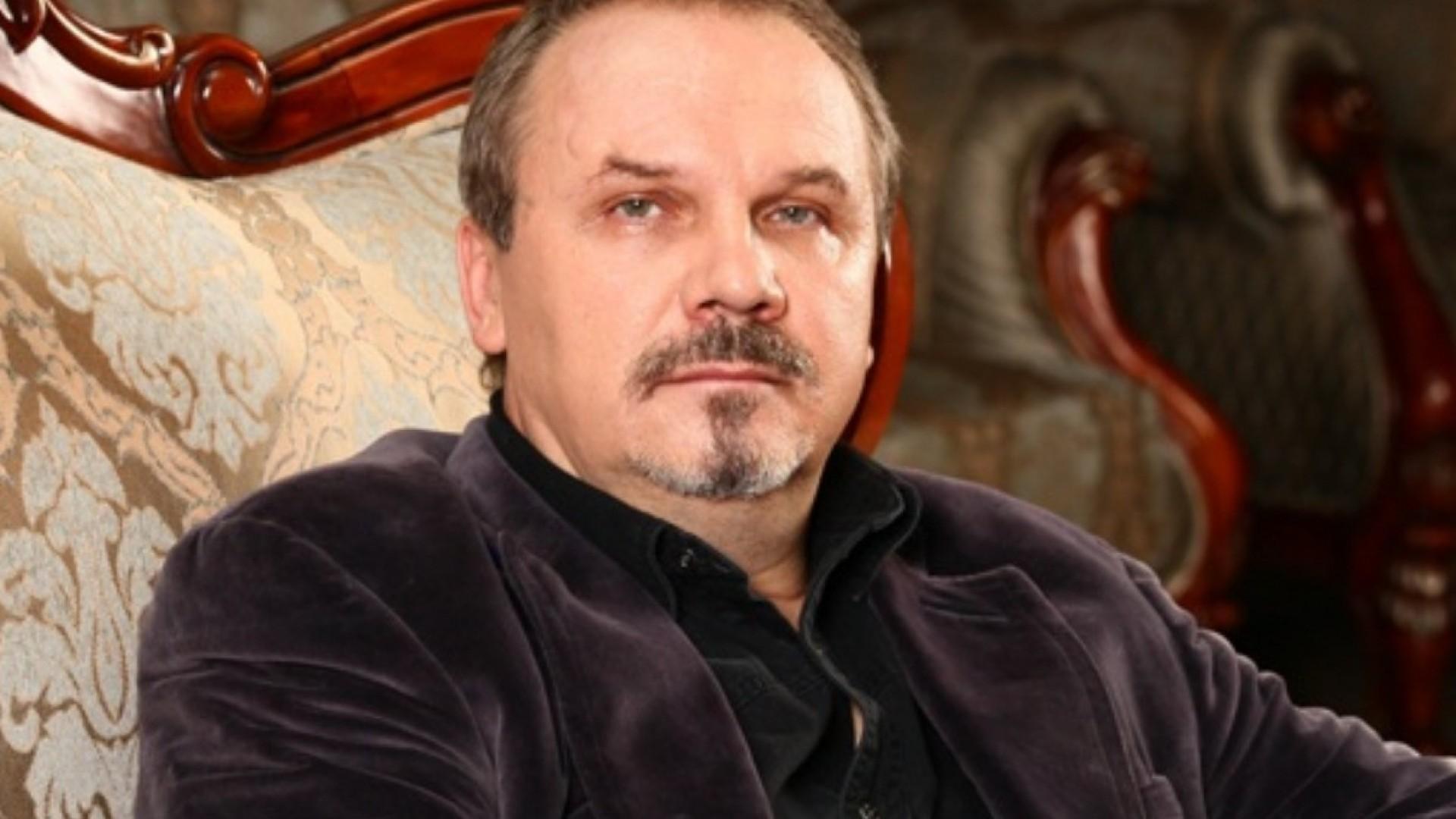 Сергей Федотов:  «МакДонах - это не чернуха. Это реалистический, очень живой, настоящий и смешной автор»