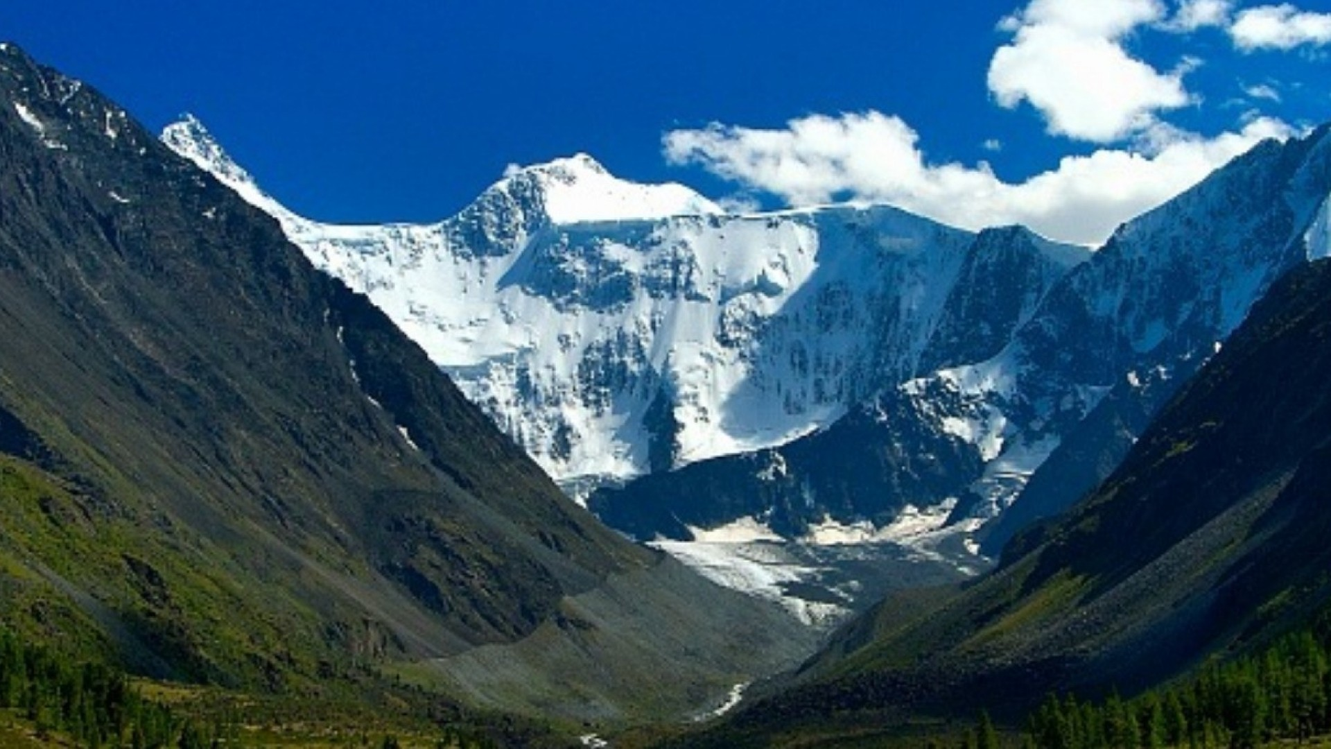 15 снимков гор от фотографа Игоря Мазутского