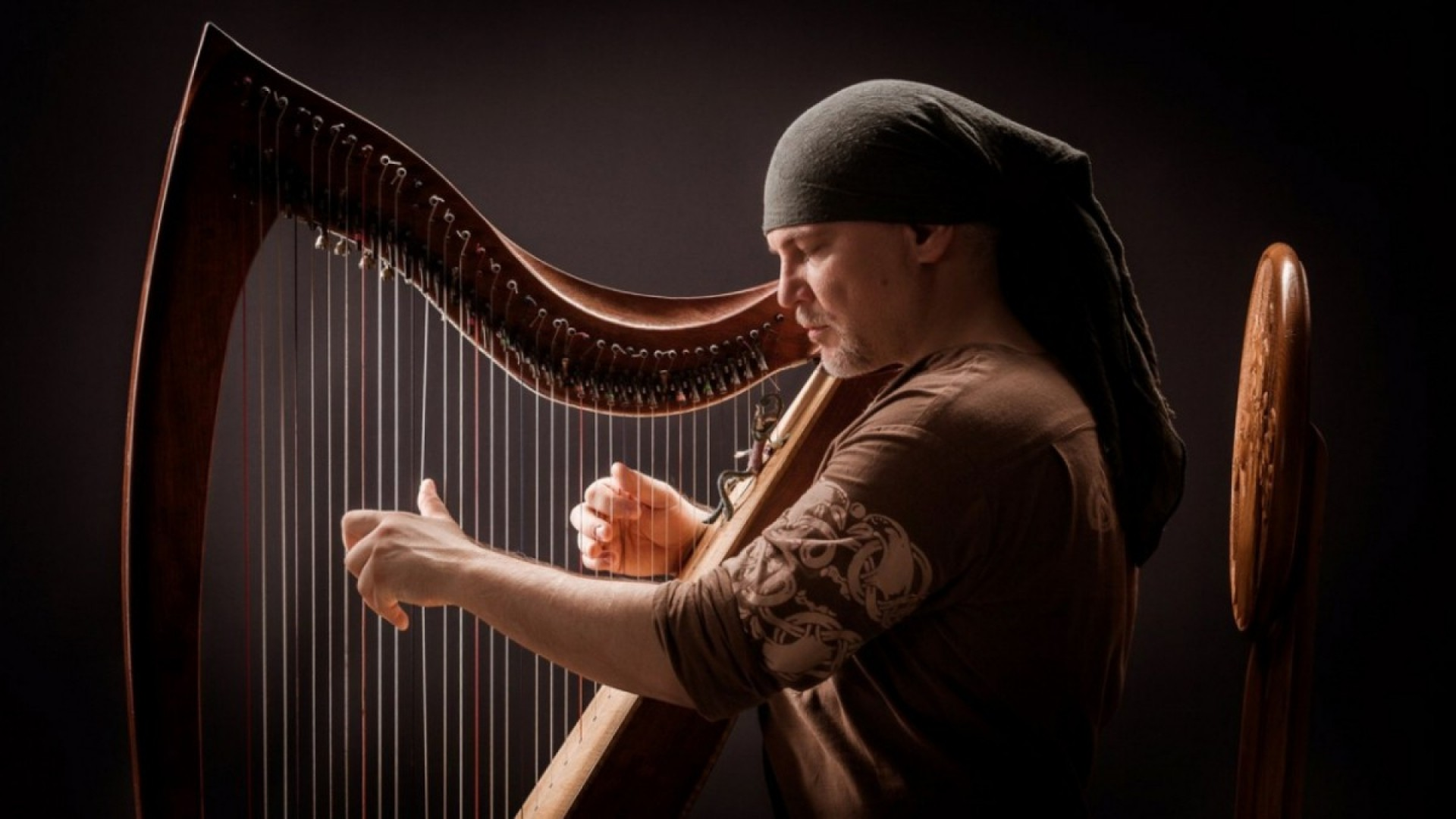 Музыка для медитации: волшебная арфа Элизбара