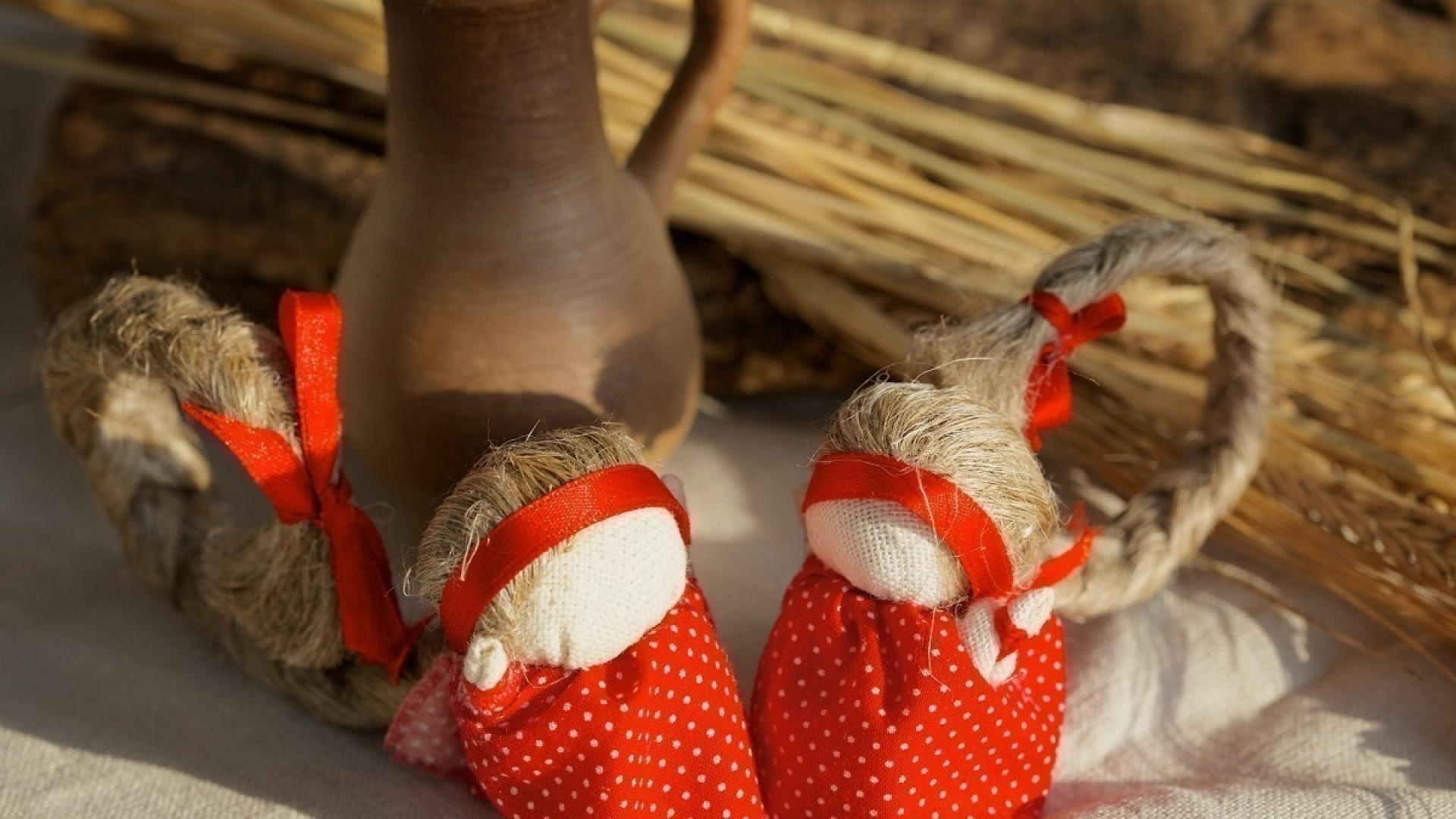 Обереги: Маленькая куколка меняет большой мир