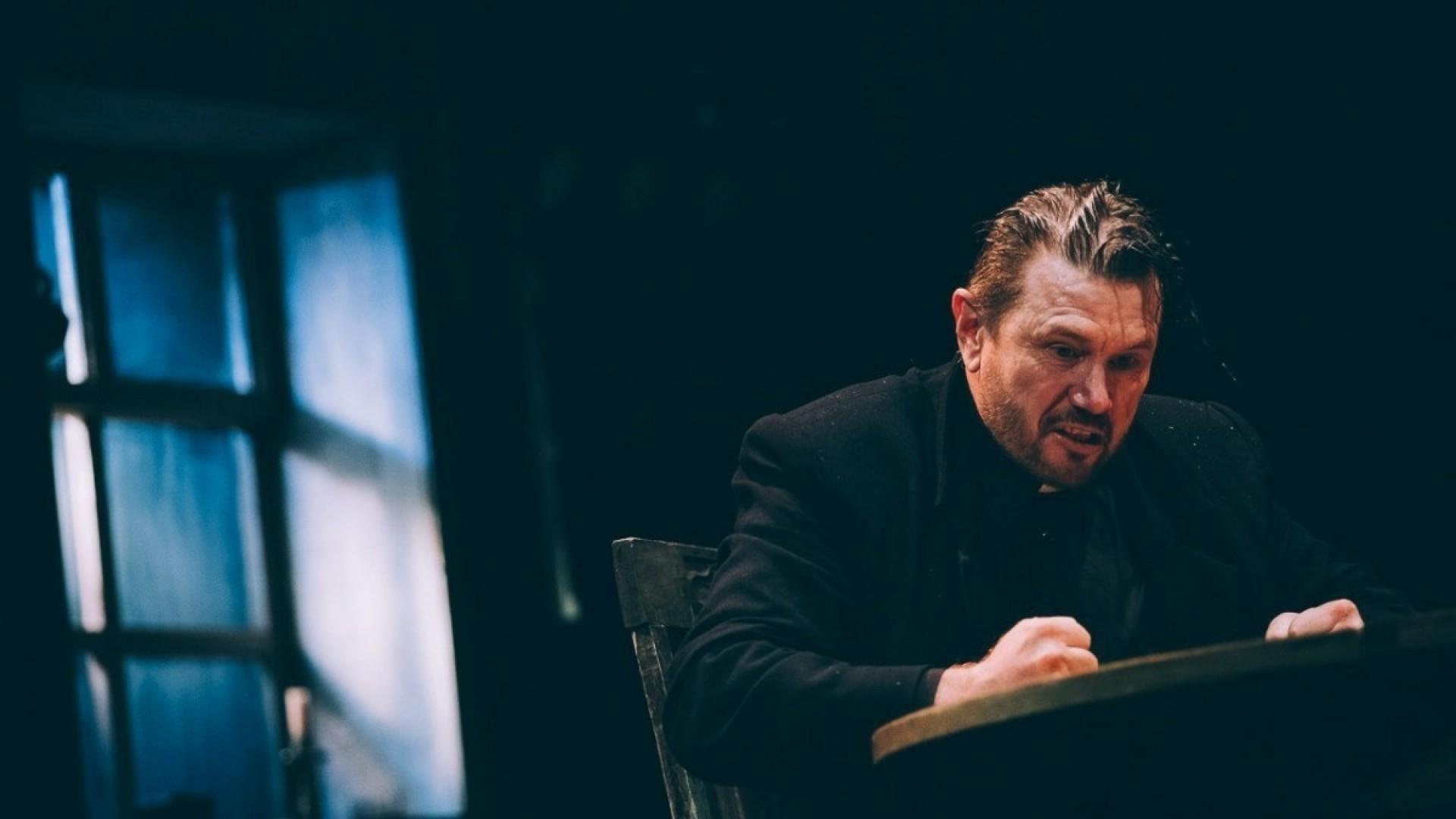 Василий Байтенгер: «Каждому артисту нужно быть немного режиссёром»