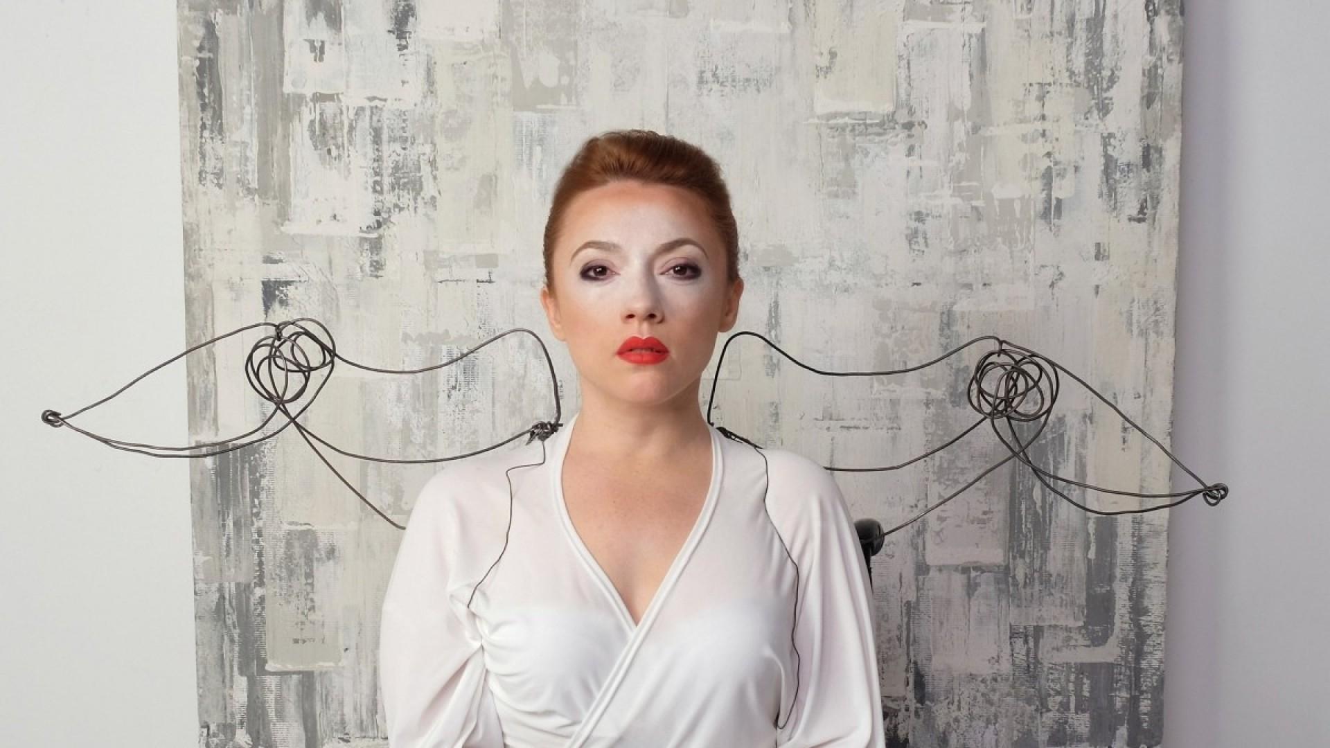 Ольга Стволова: «Было страшно —  как в одном проекте могут участвовать люди, которые не видят, не слышат и не ходят?»