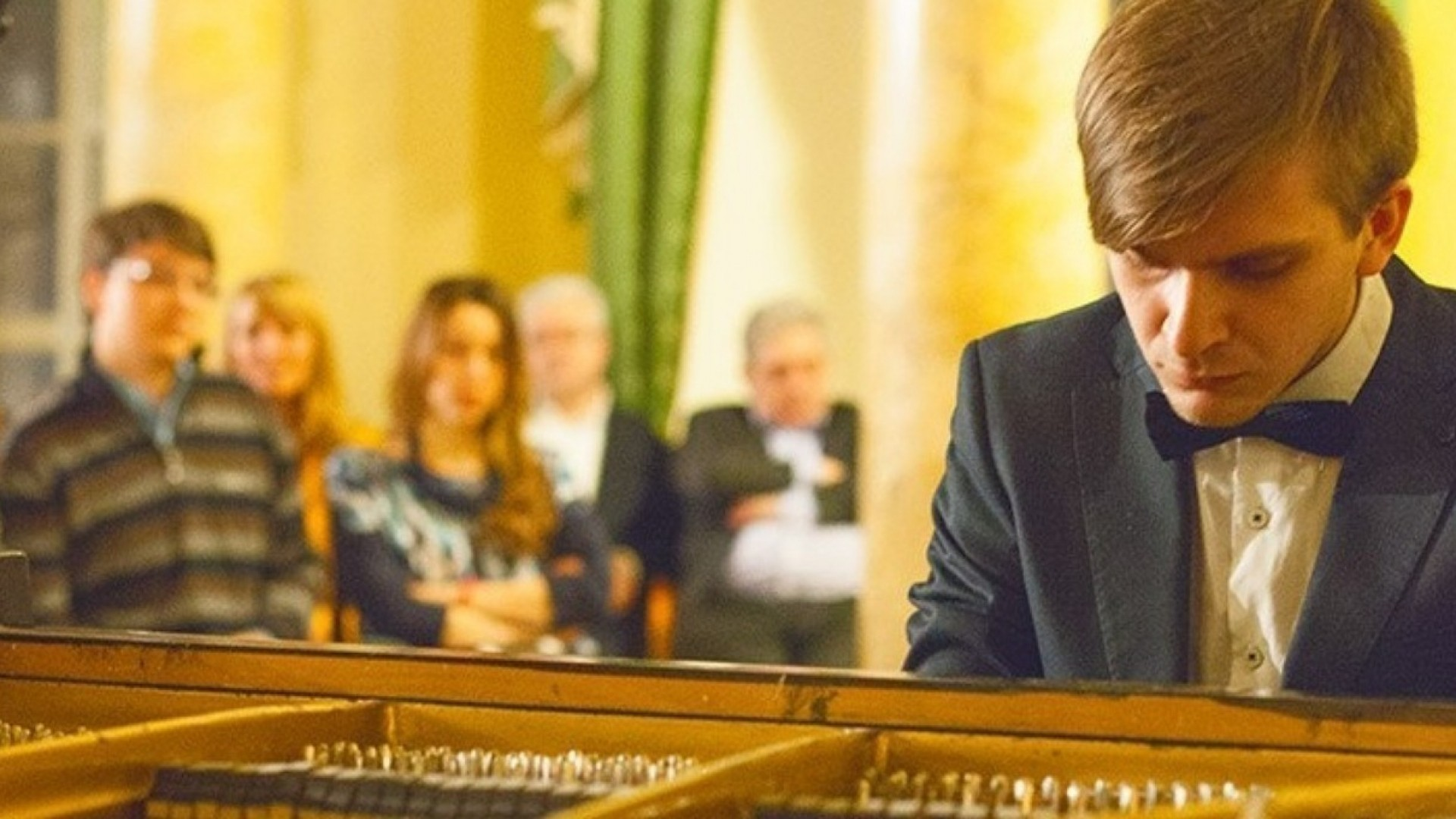 «Странник»: новый альбом композитора Ильи Бешевли