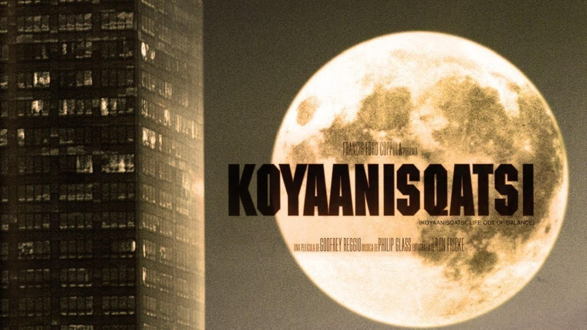 Кояанискатси: уникальный фильм о взаимоотношениях человека и планеты