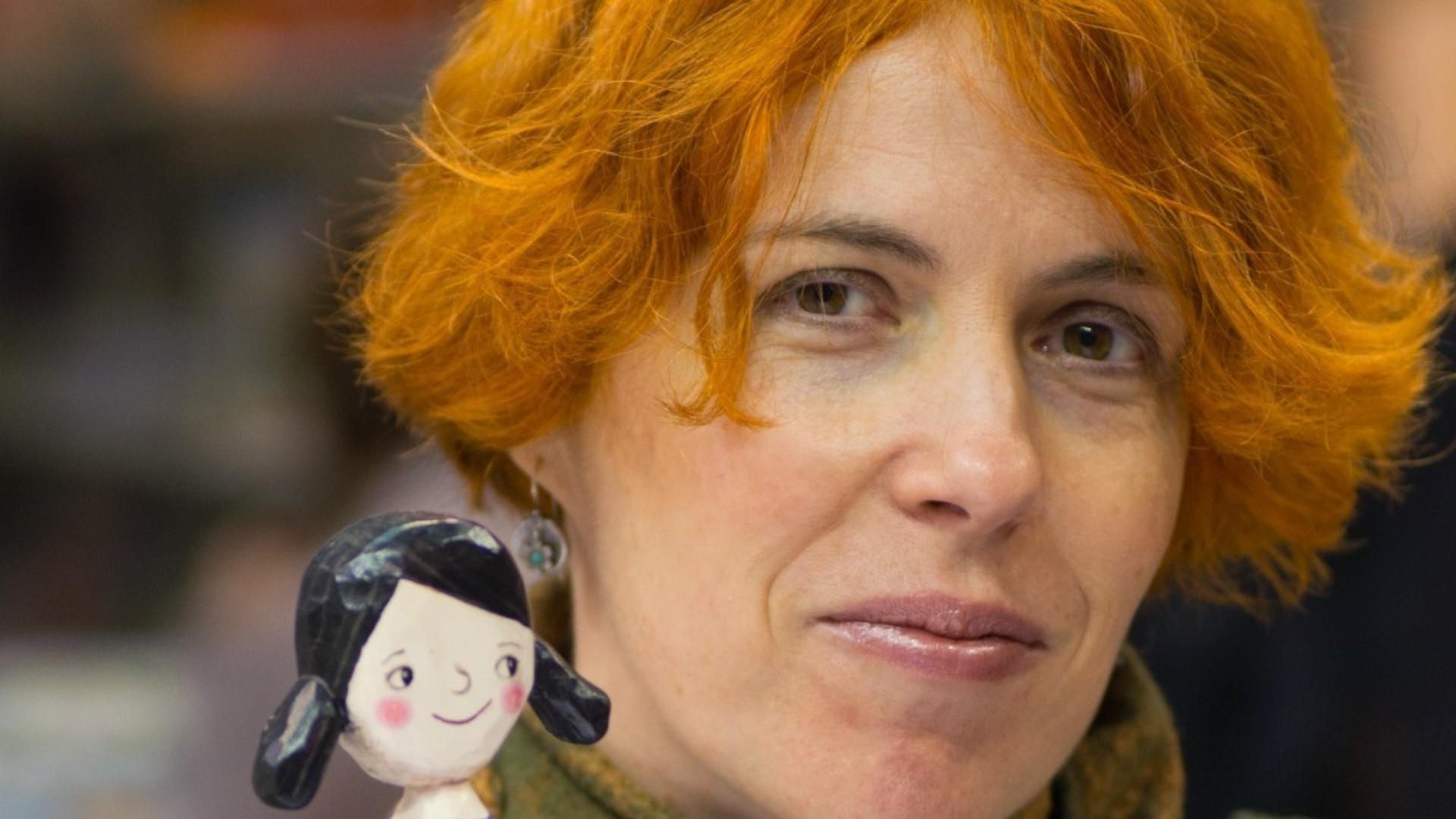 Писательница Мария Бершадская: «Книги и реальность — совершенно разные потоки»