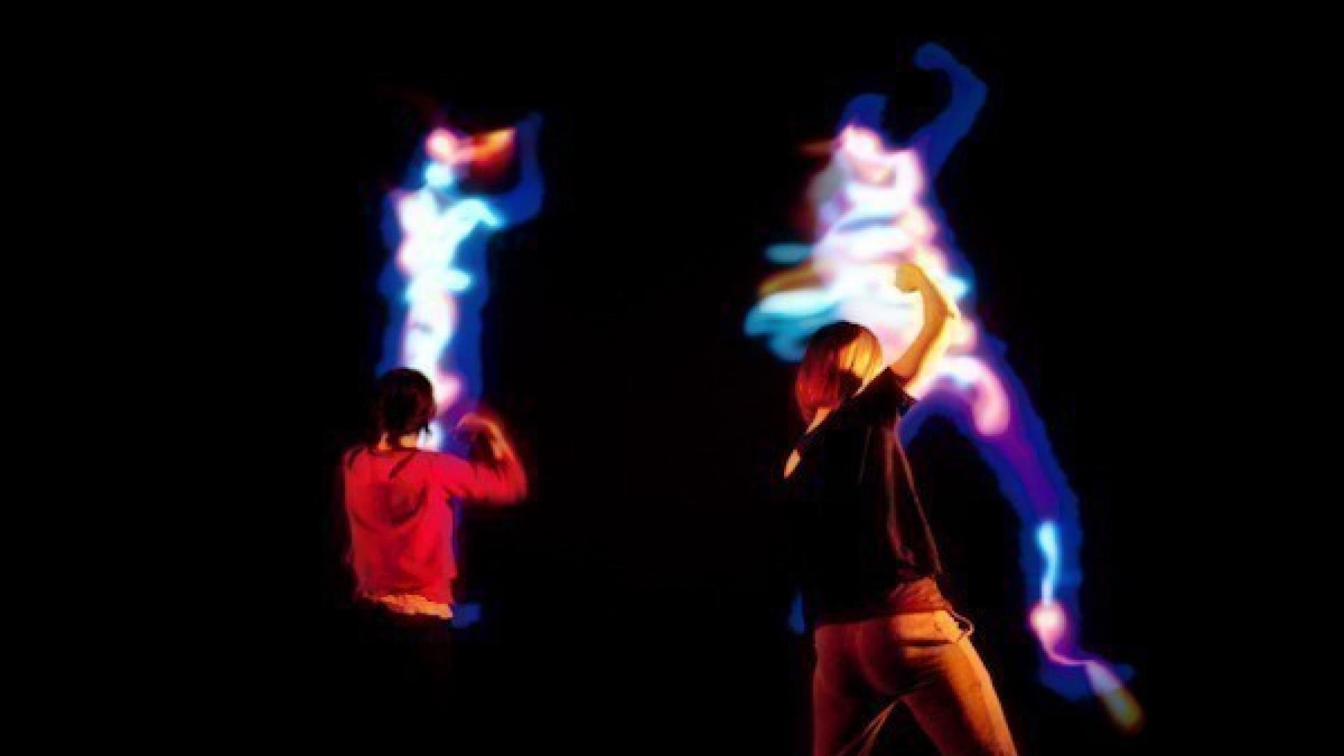 Танцевальная спектроскопия: мы только атомы и энергии