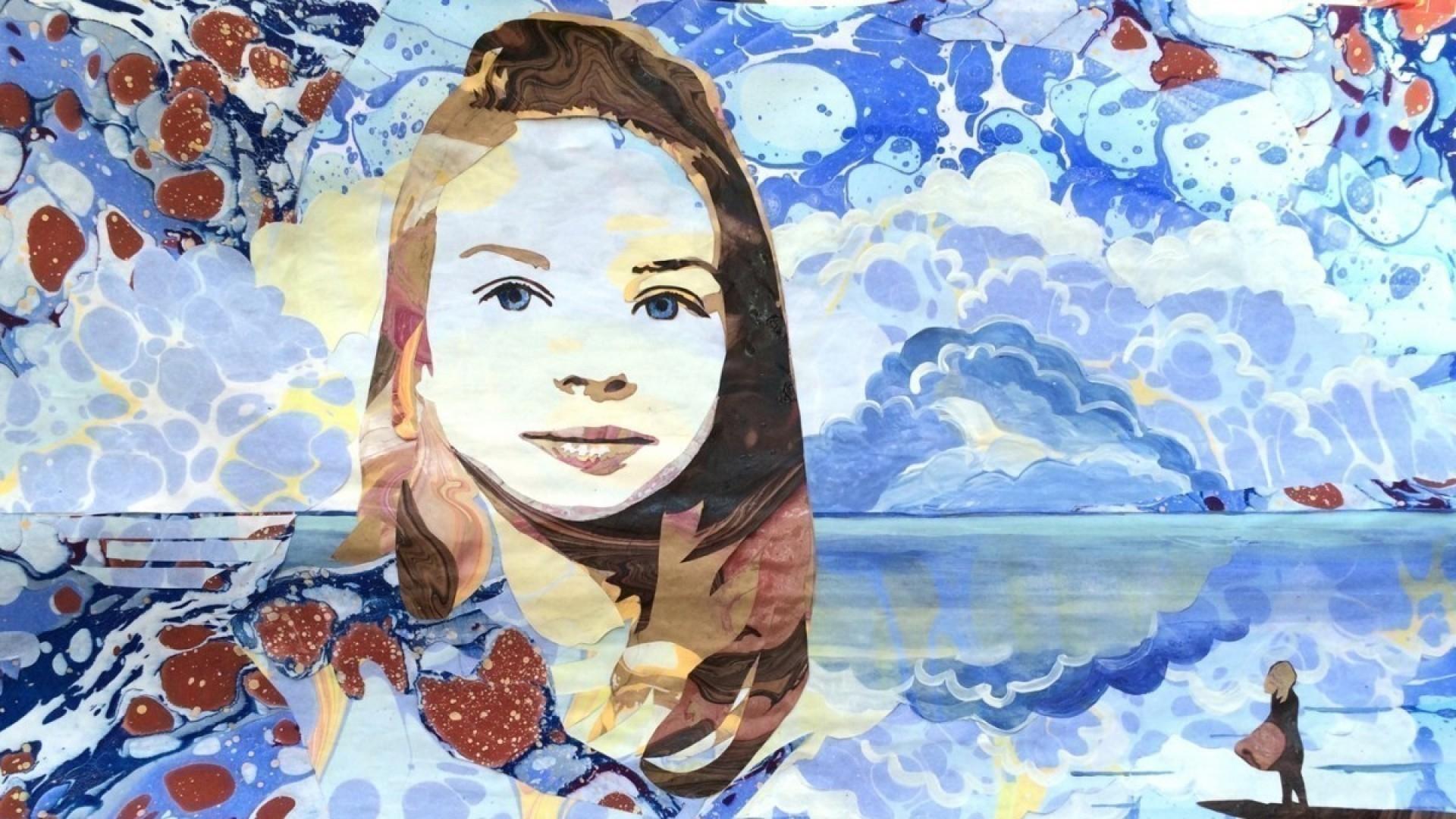 Художник Татьяна Кириллова: «Эбру учит превращать напряжение от стресса в созидательную энергию»