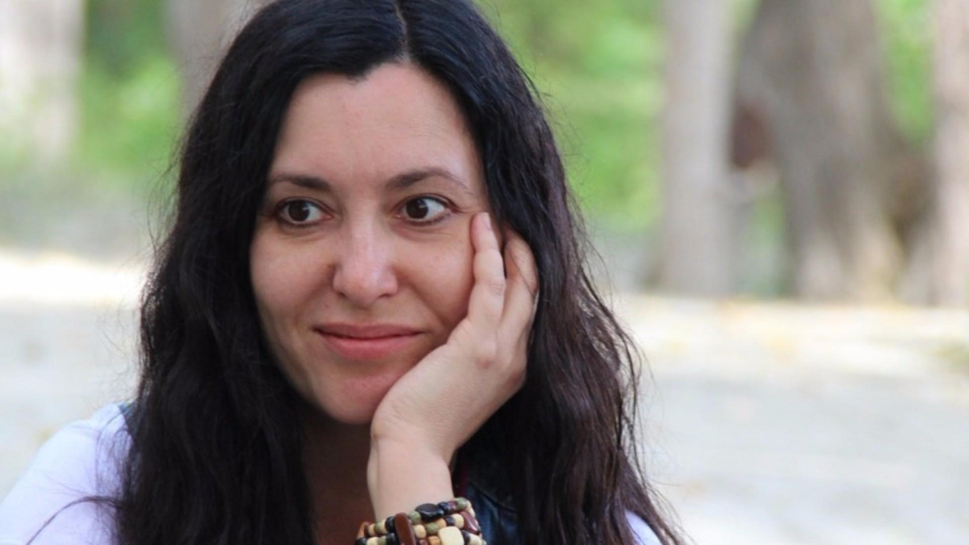 Анна Гречко: «А сегодня солнце мне говорит: «давай-ка стишок нацарапай!»