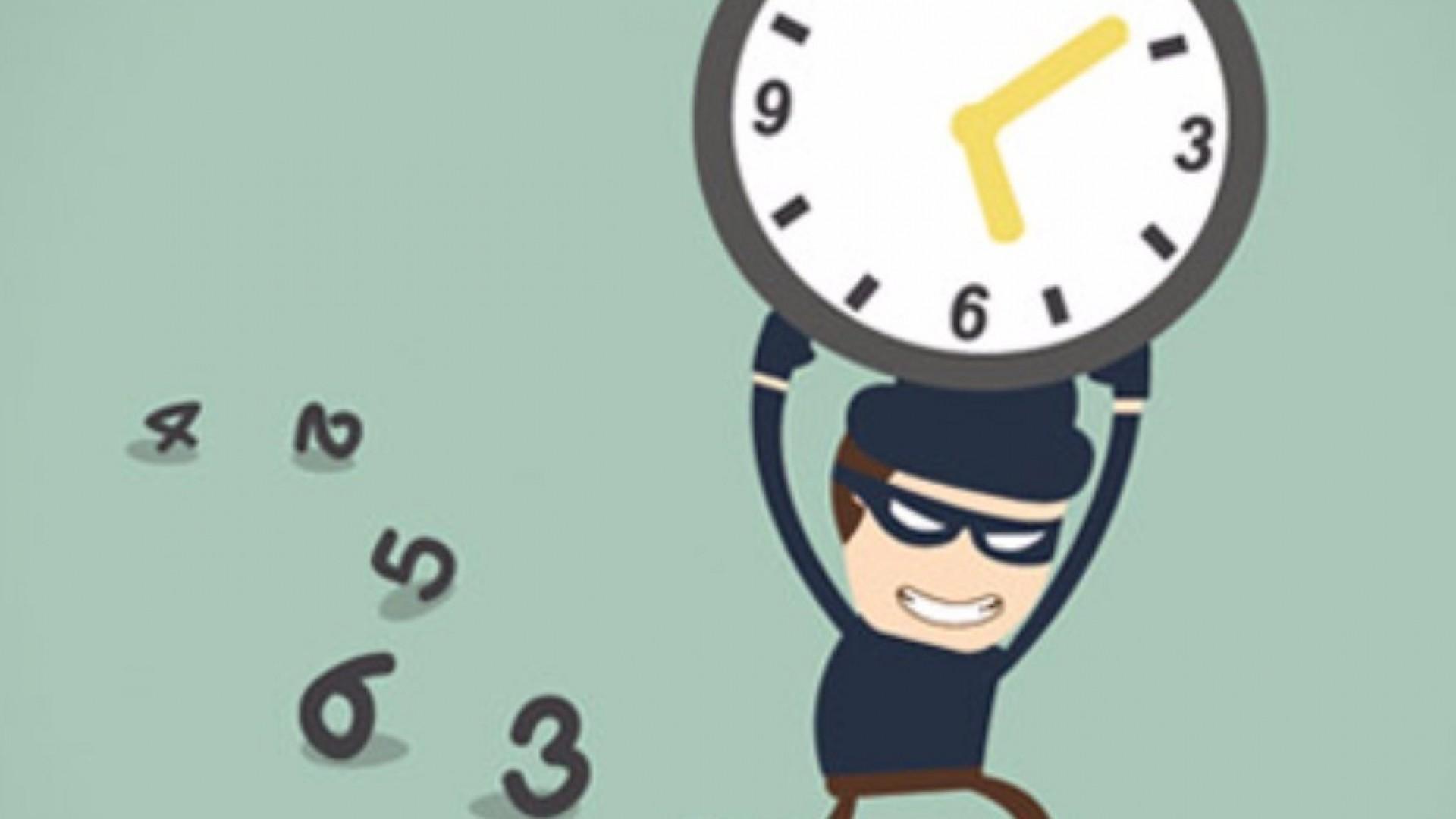 Что крадёт наше время и как его вернуть?