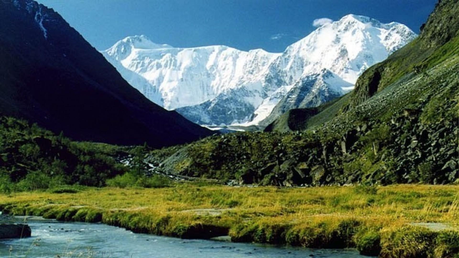 Сакральные памятники природы Алтая
