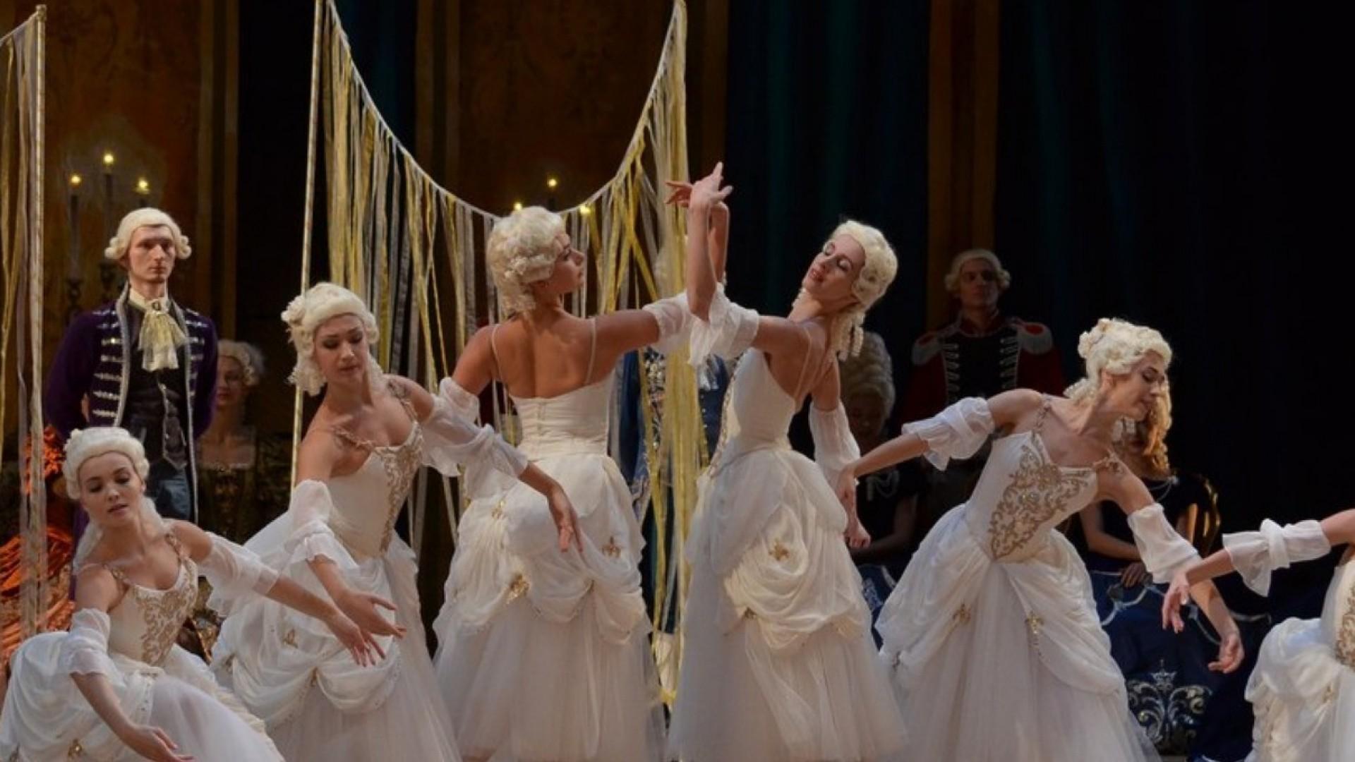 «Пламя Парижа»: революционный балет на сцене НОВАТ