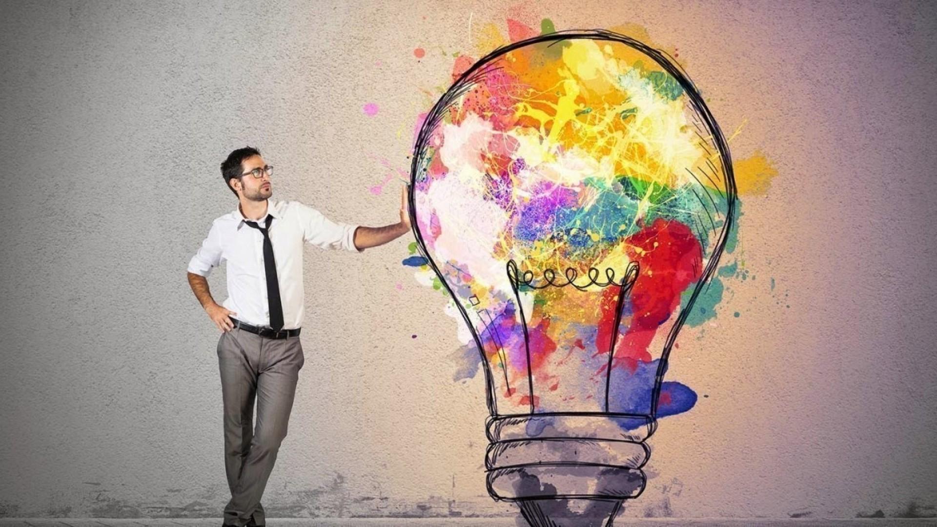 12 шагов к креативному мышлению