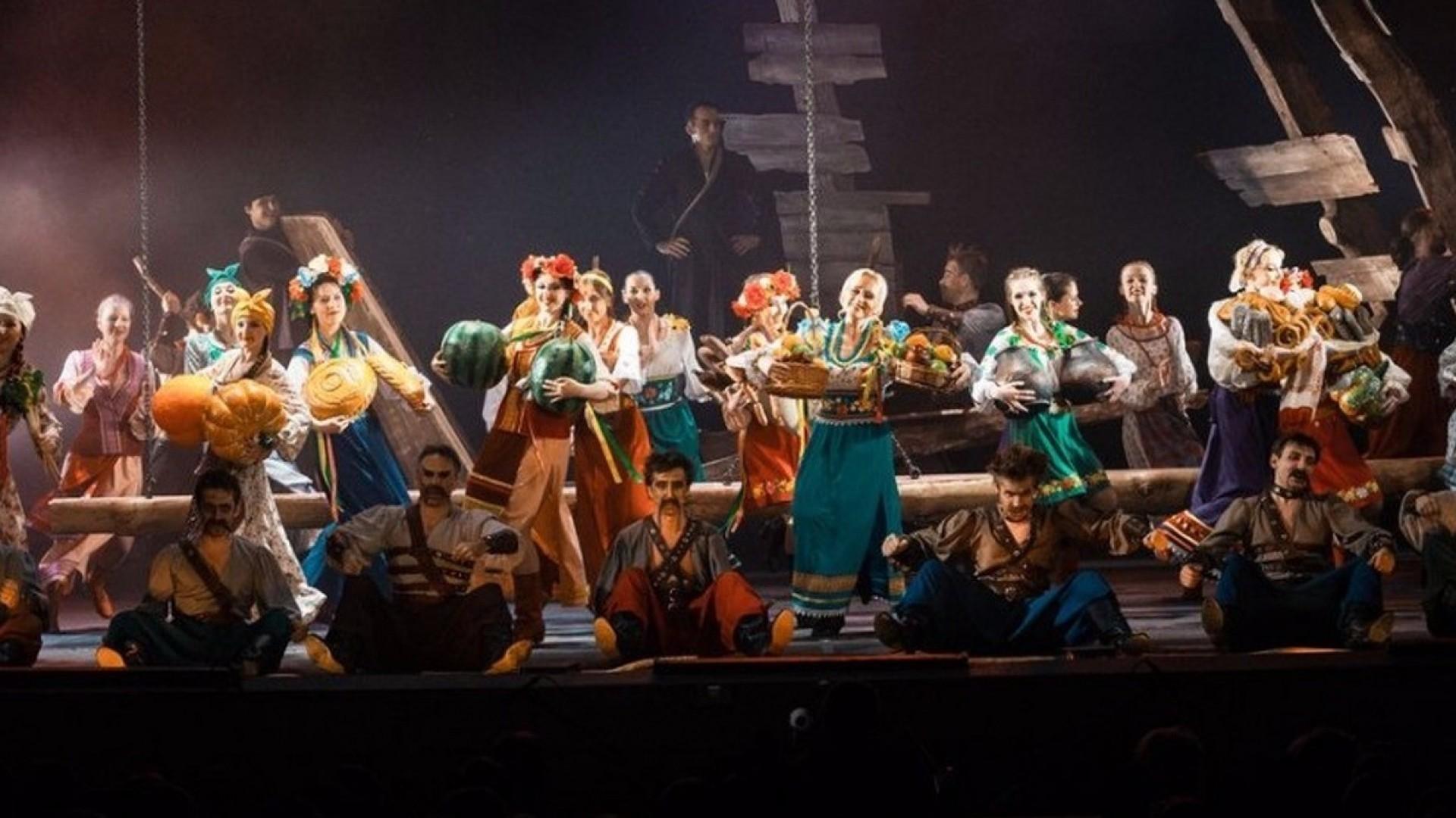 3 премьеры Театра музкомедии: гоголевский хоррор, детектив и пиратский роман