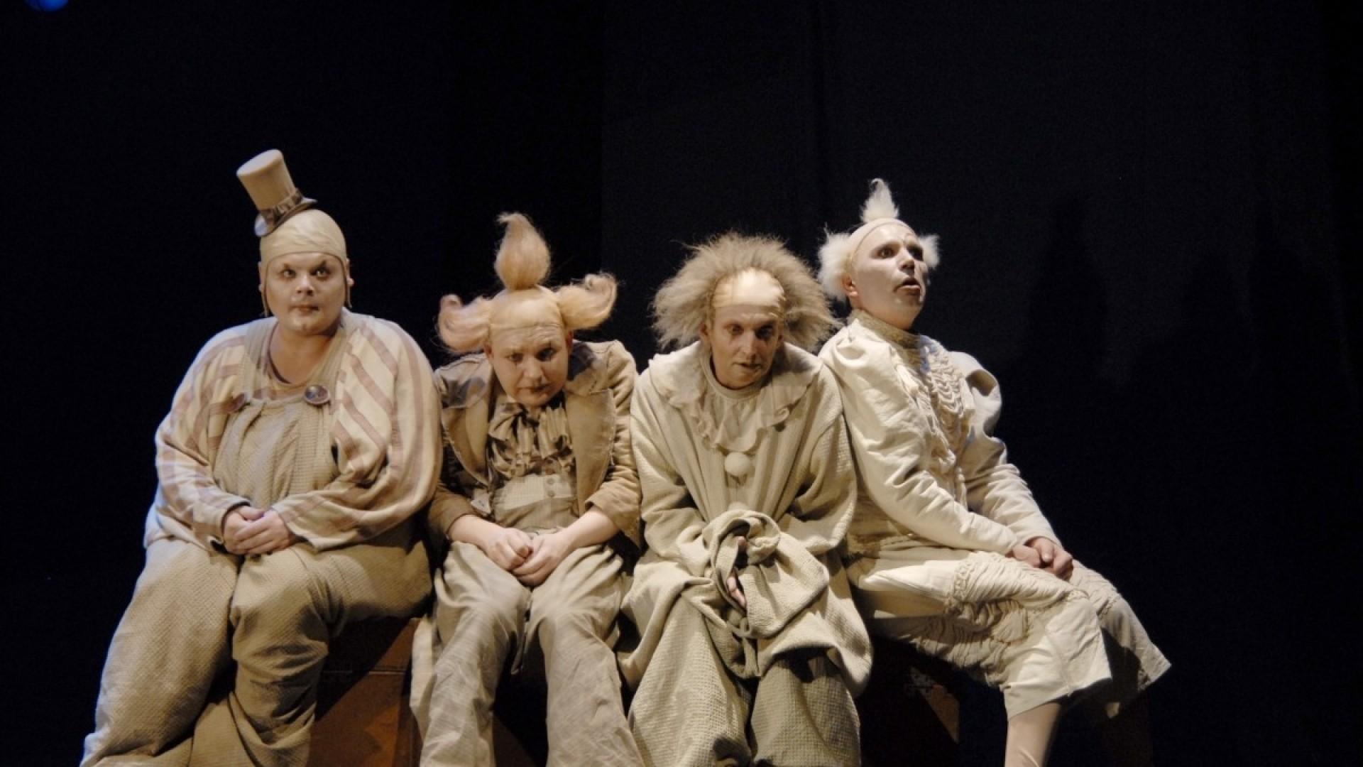 Спектакль «Смертельный номер»: репетиции с циркачами и взлеты к потолку без страховки