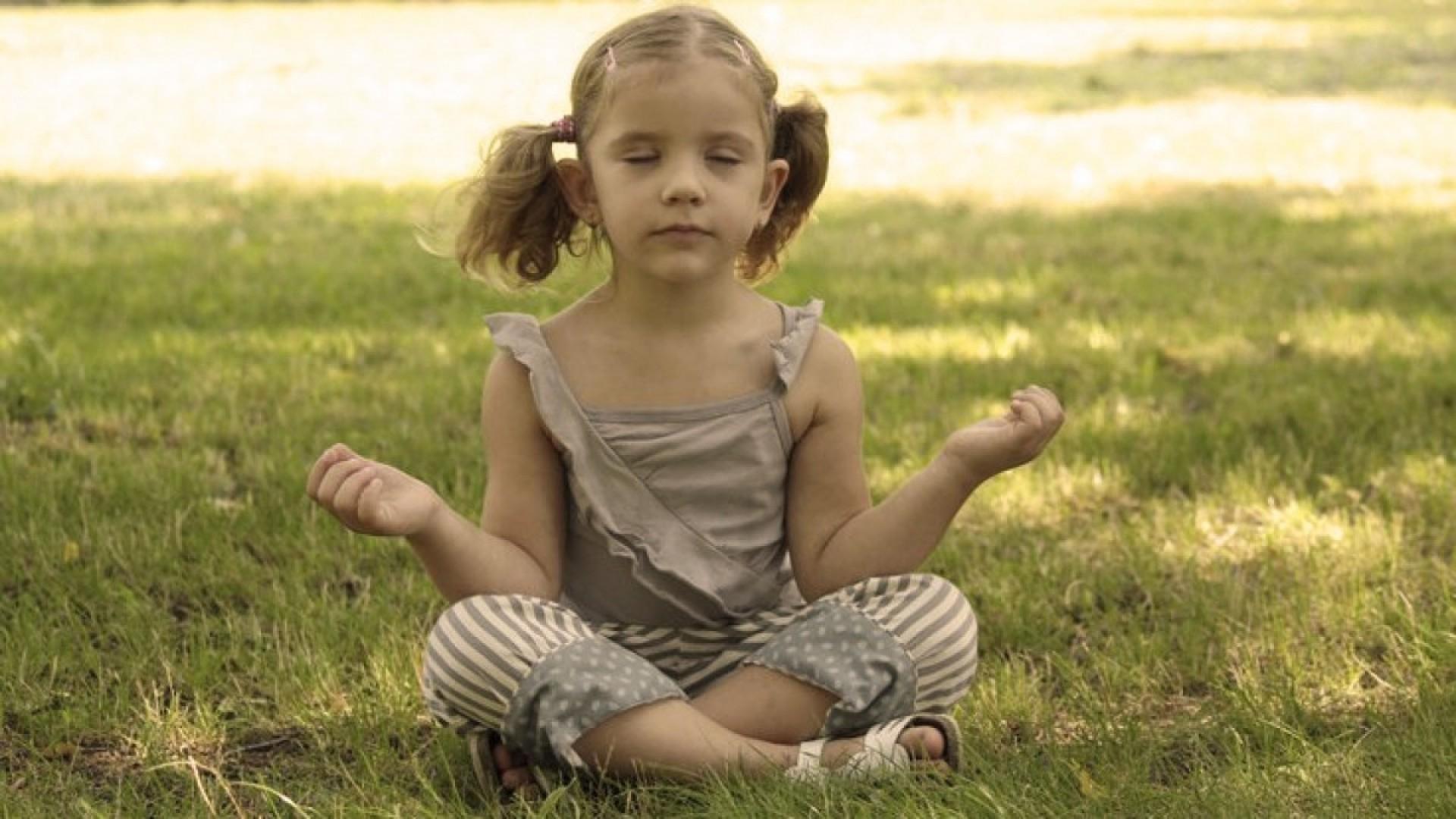 3 книги о медитации для детей и родителей
