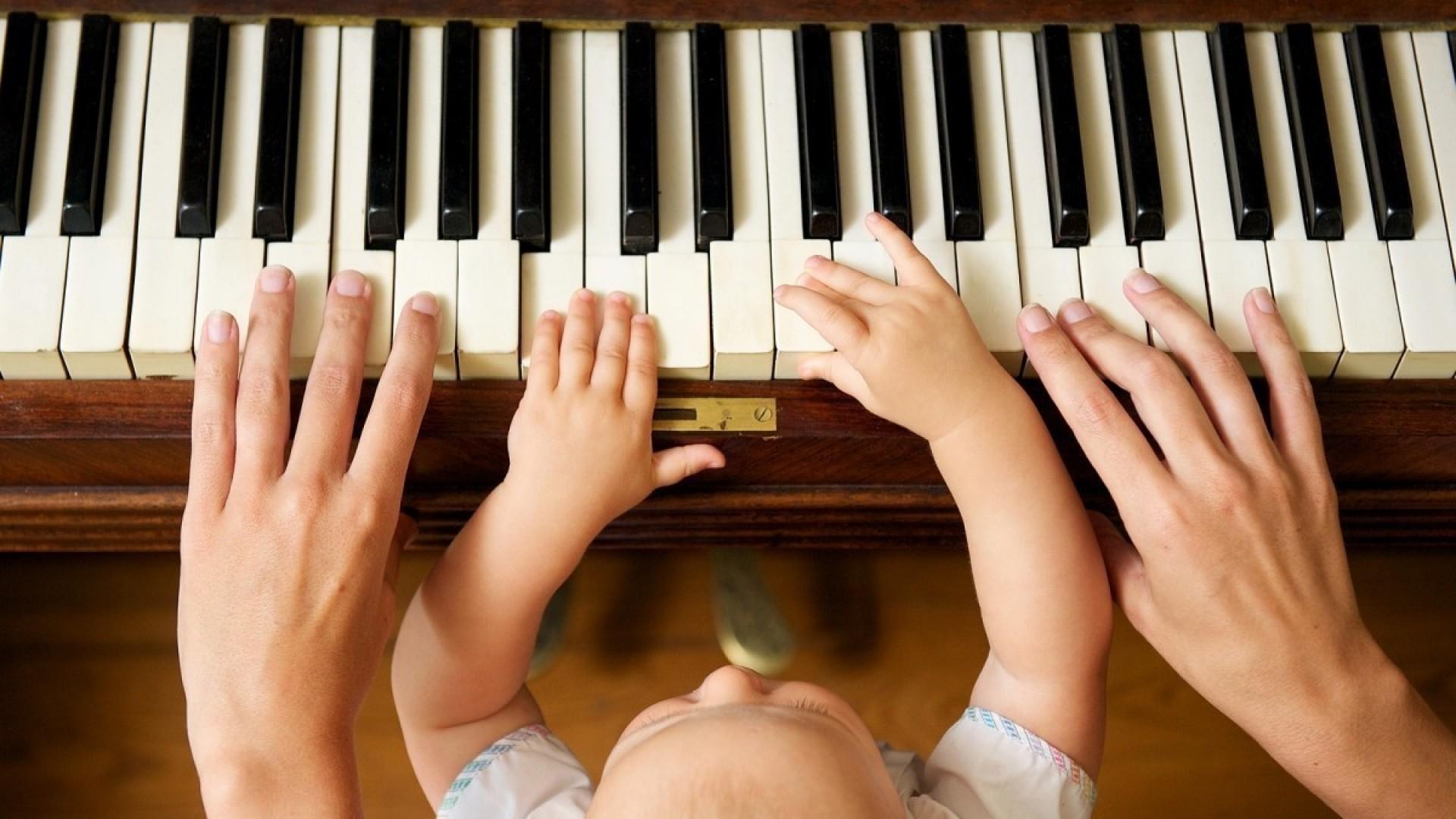 10 причин учить детей музыке